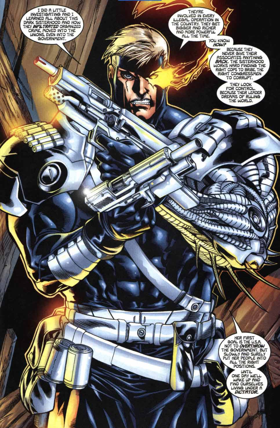 Cable (1993) 91 Page 18