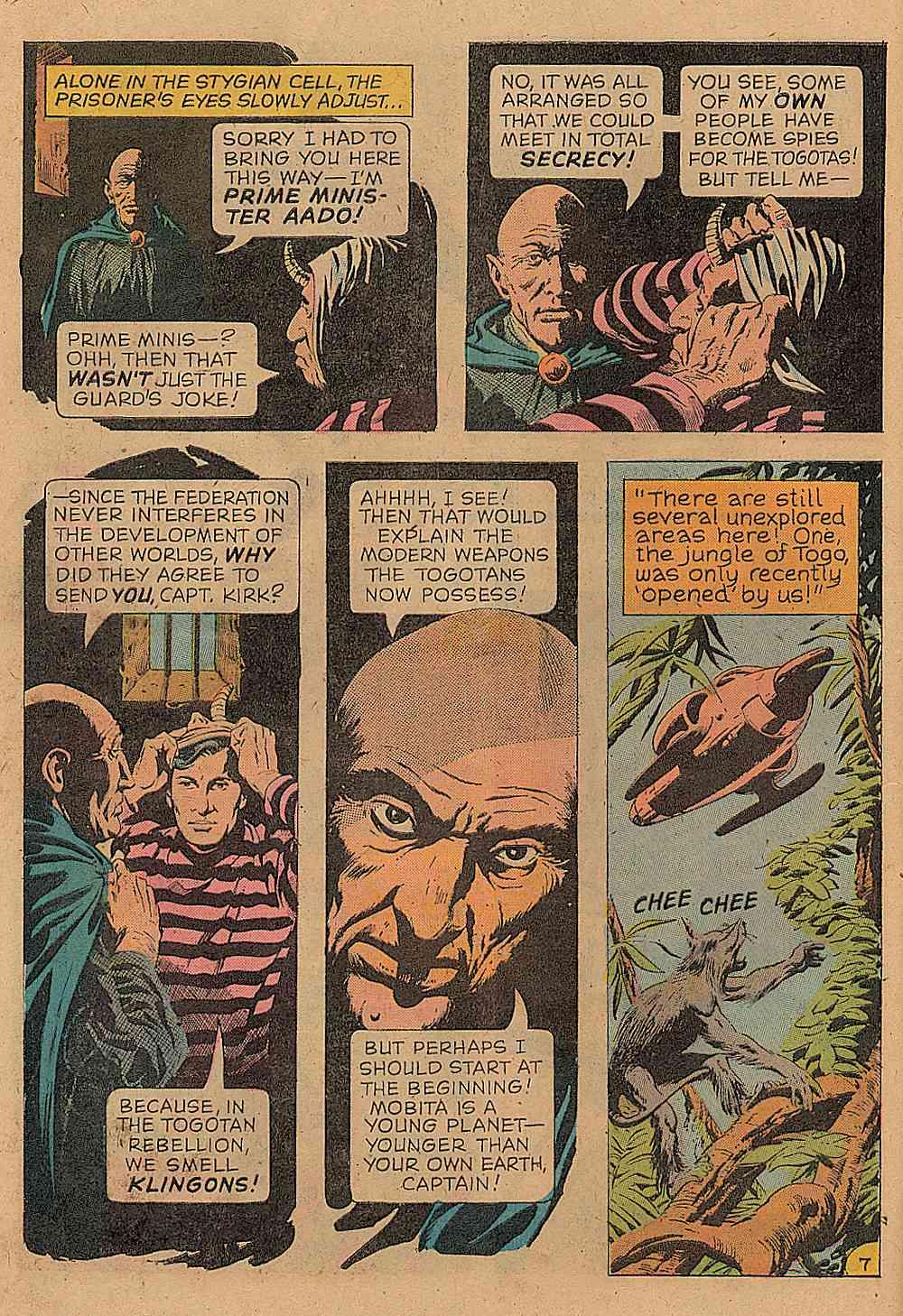 Star Trek (1967) Issue #38 #38 - English 8