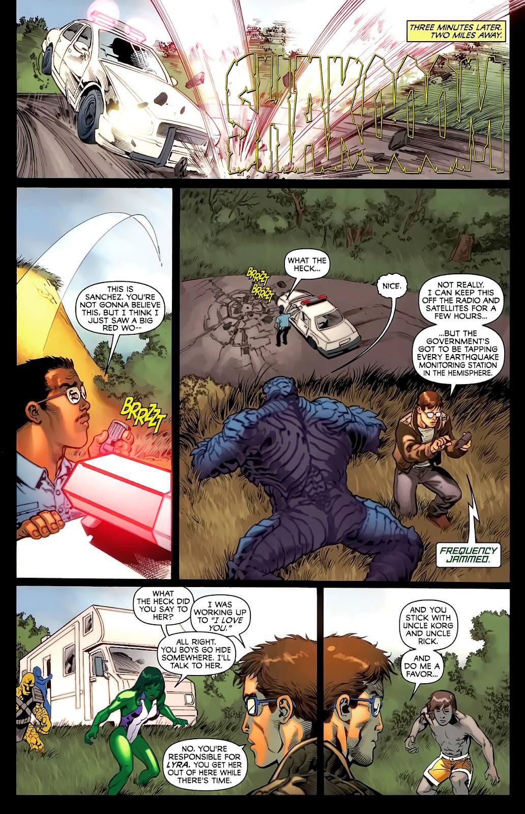 Incredible Hulks (2010) Issue #612 #2 - English 10