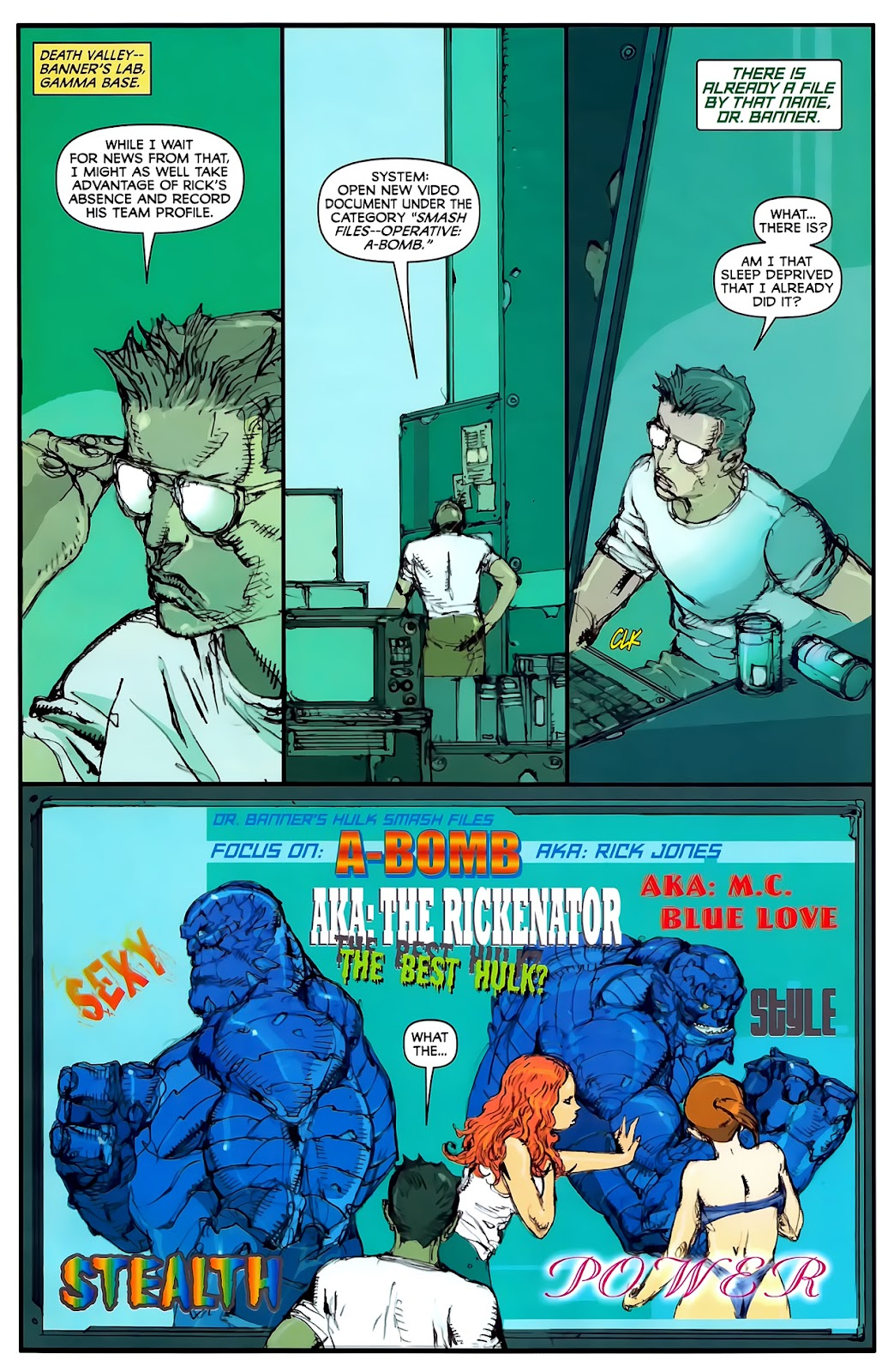 Incredible Hulks (2010) Issue #618 #8 - English 27