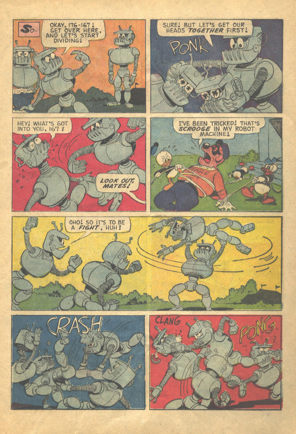 Uncle Scrooge (1953) Issue #58 #58 - English 21