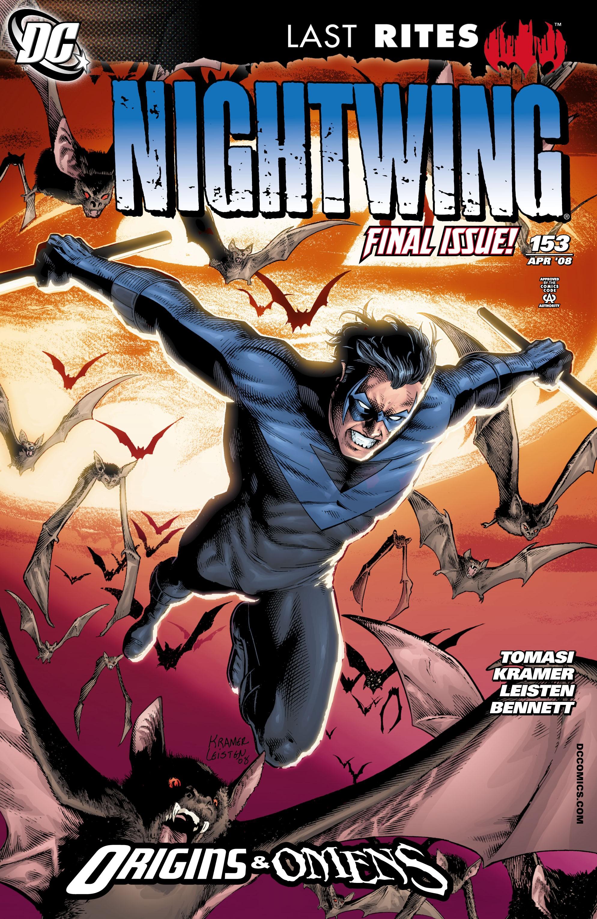 Nightwing (1996) chap 153 pic 1
