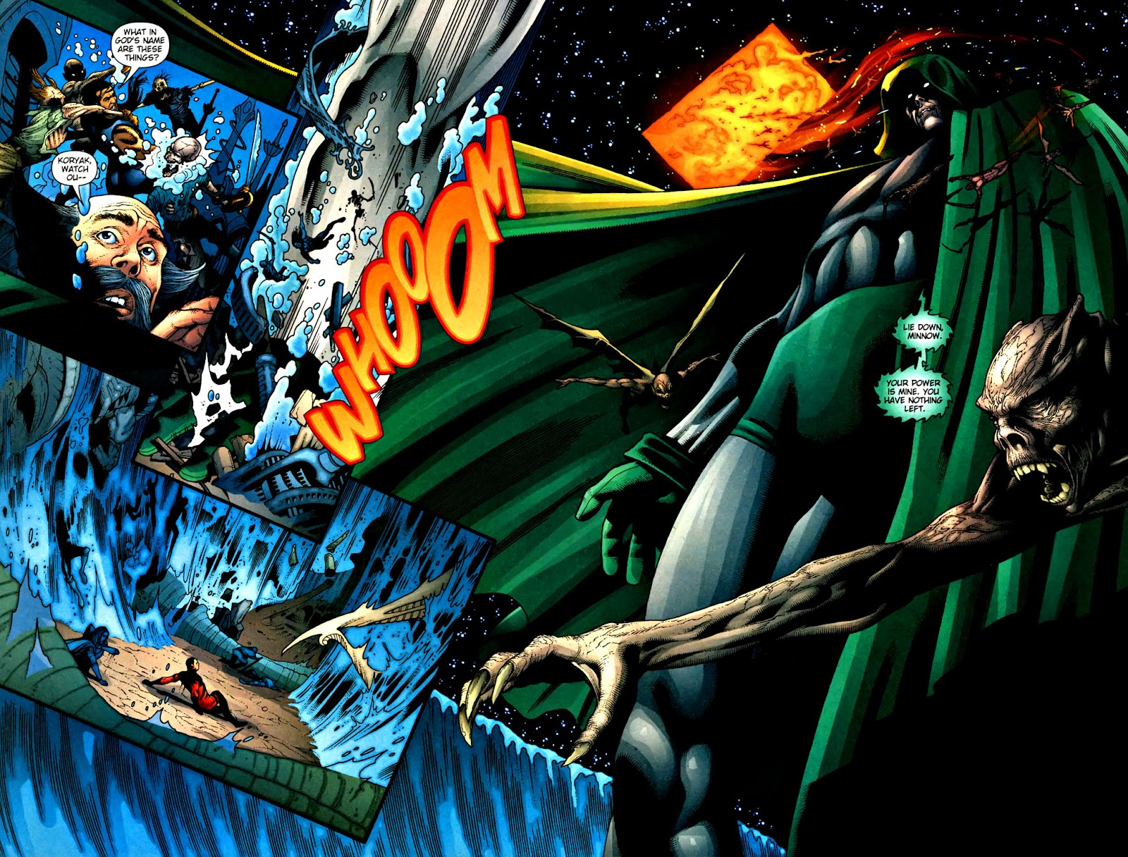 Aquaman (2003) Issue #37 #37 - English 9