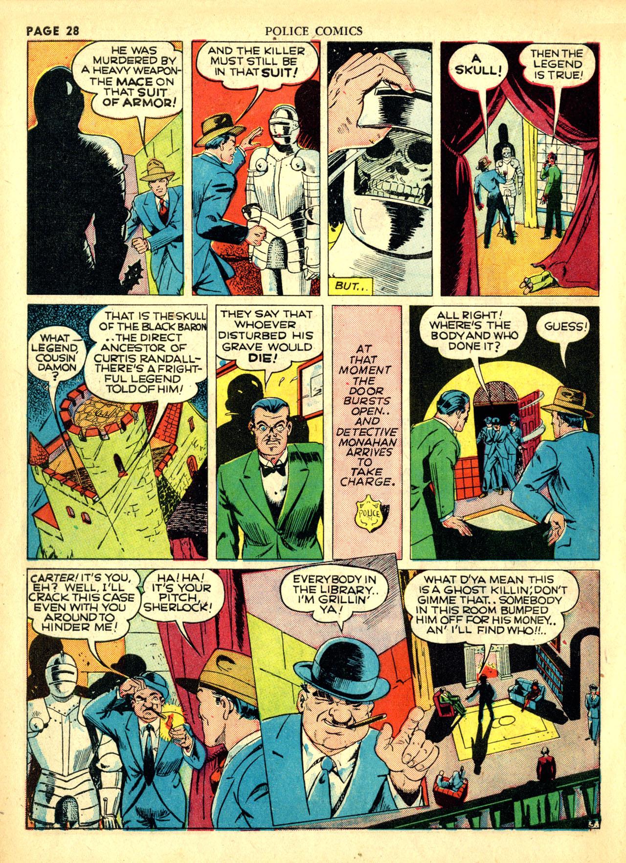 Police Comics #1 #127 - English 31