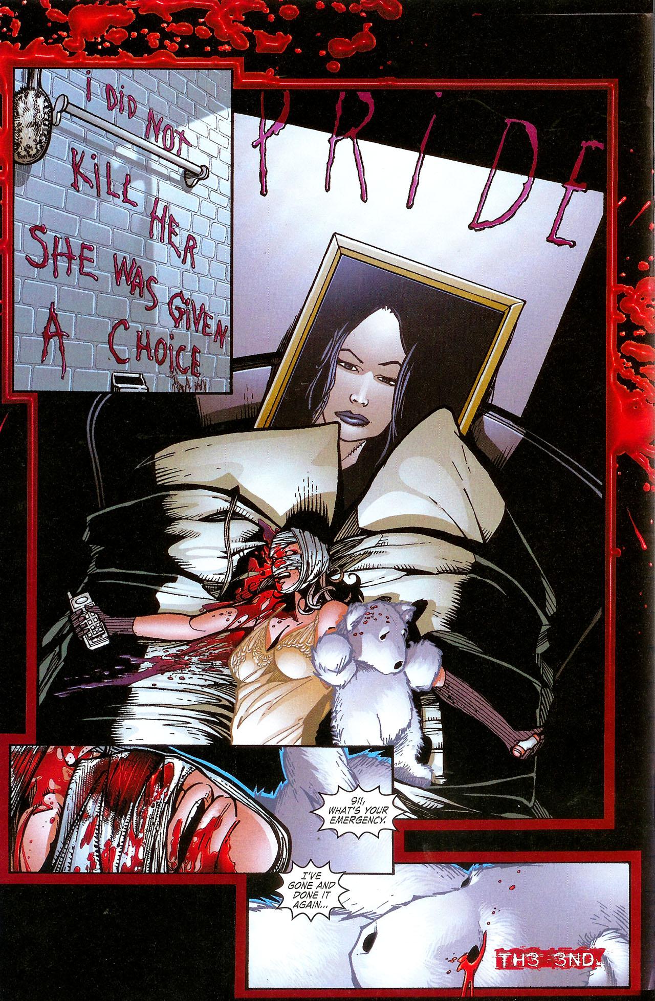 Read online Se7en comic -  Issue #5 - 28