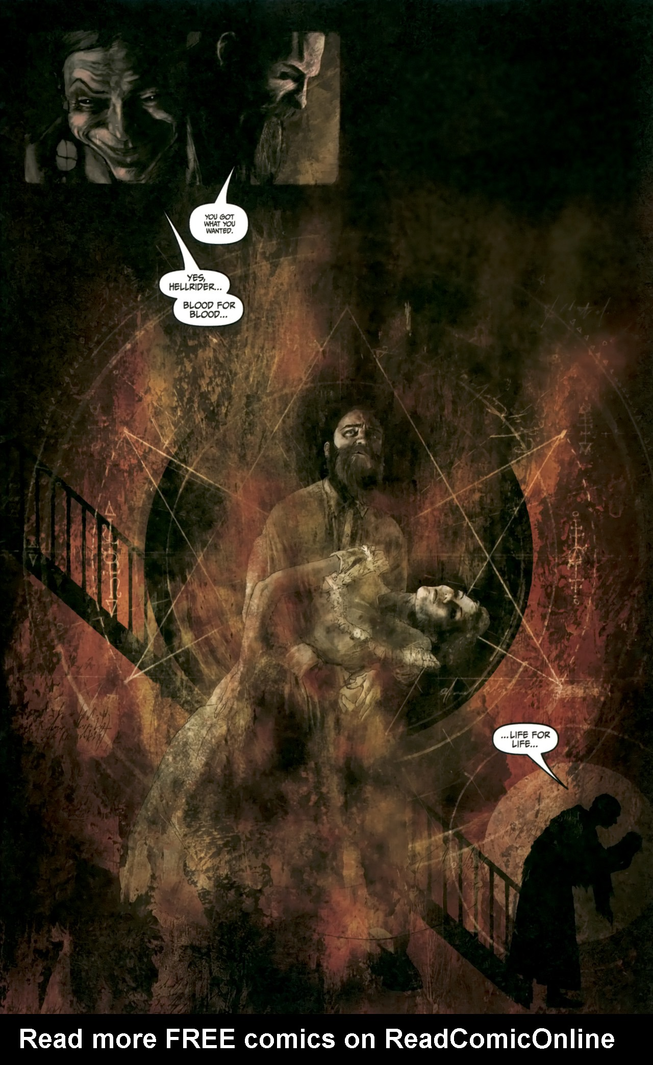 Read online Silent Hill: Past Life comic -  Issue #4 - 22