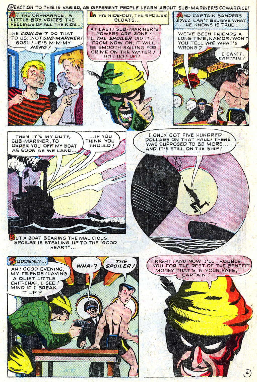 Sub-Mariner Comics #31 #31 - English 27