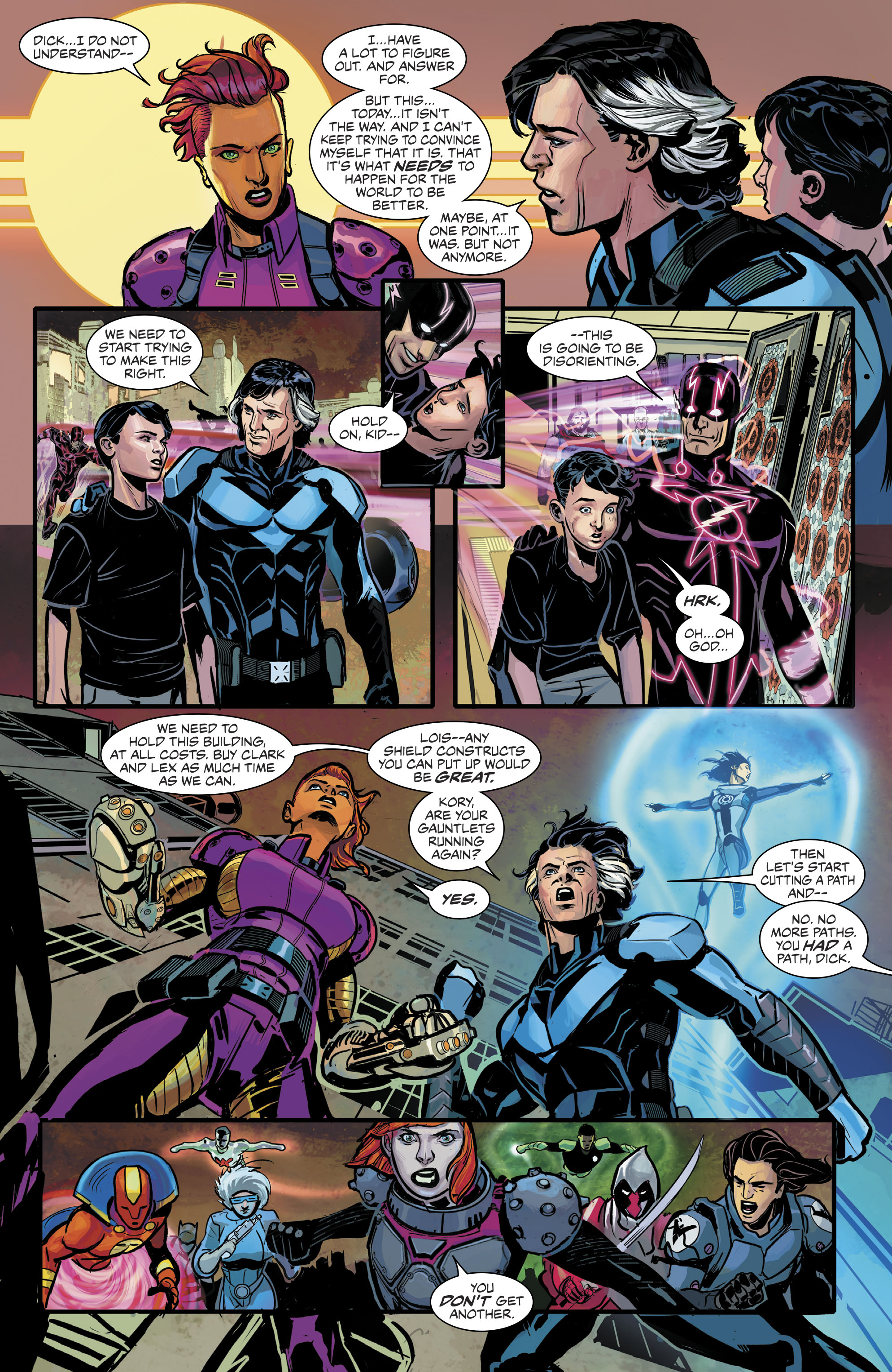 Nightwing: The New Order chap 6 pic 14