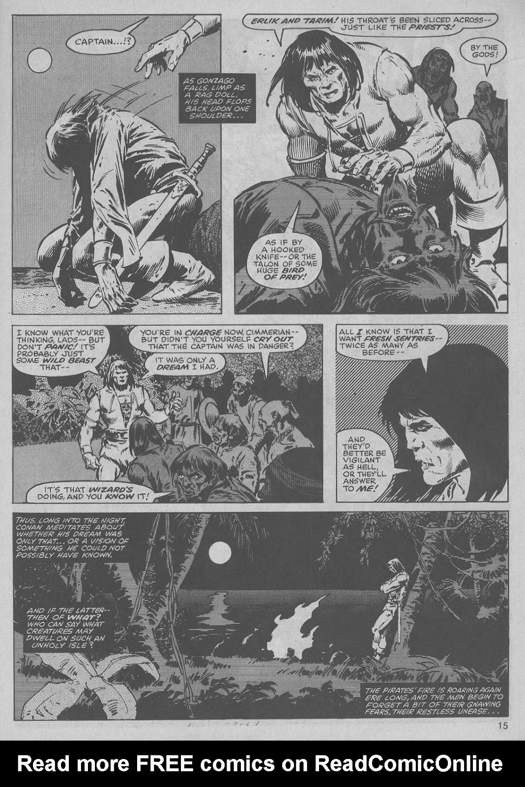 The Savage Sword Of Conan Issue #45 #46 - English 15