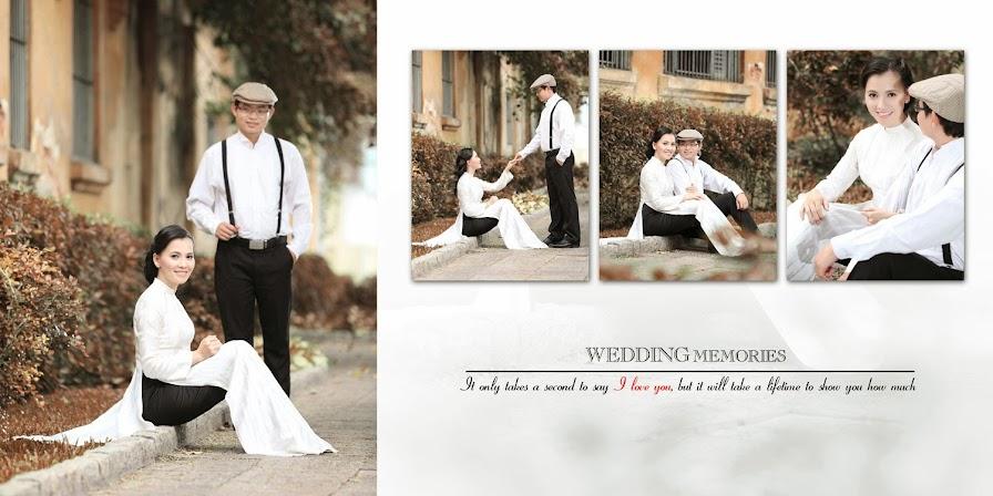 chụp hình cưới đẹp theo phong cách cổ điển