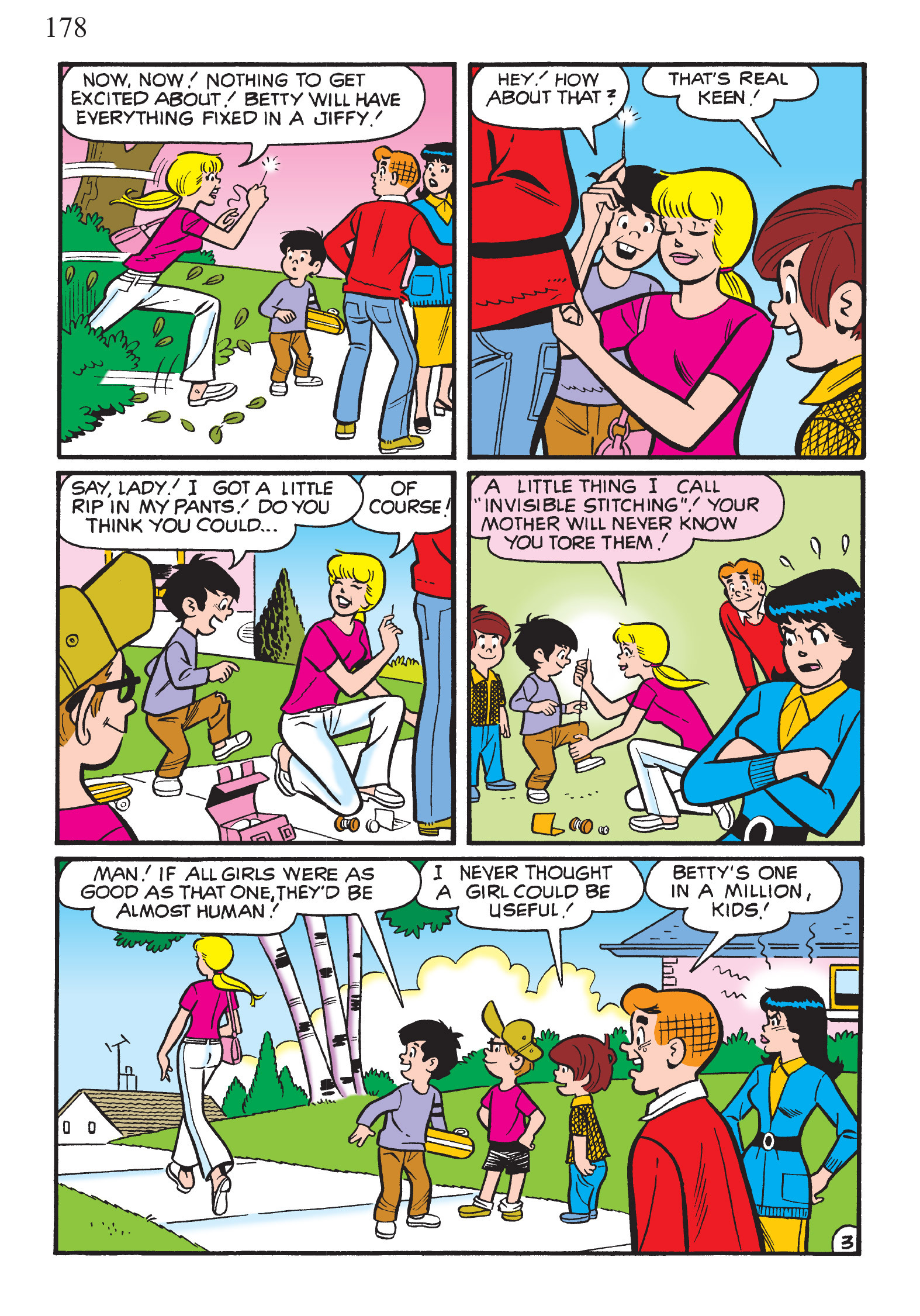 Read online The Best of Archie Comics comic -  Issue # TPB 2 (Part 1) - 180