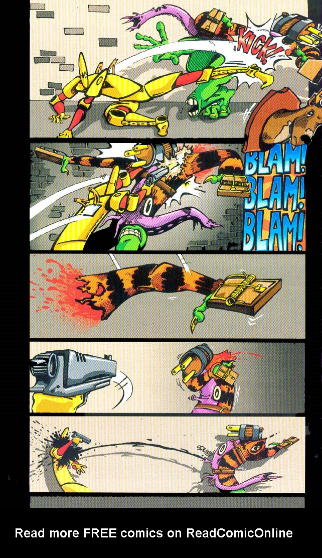 Read online Scud: The Disposable Assassin (1994) comic -  Issue #1 - 22