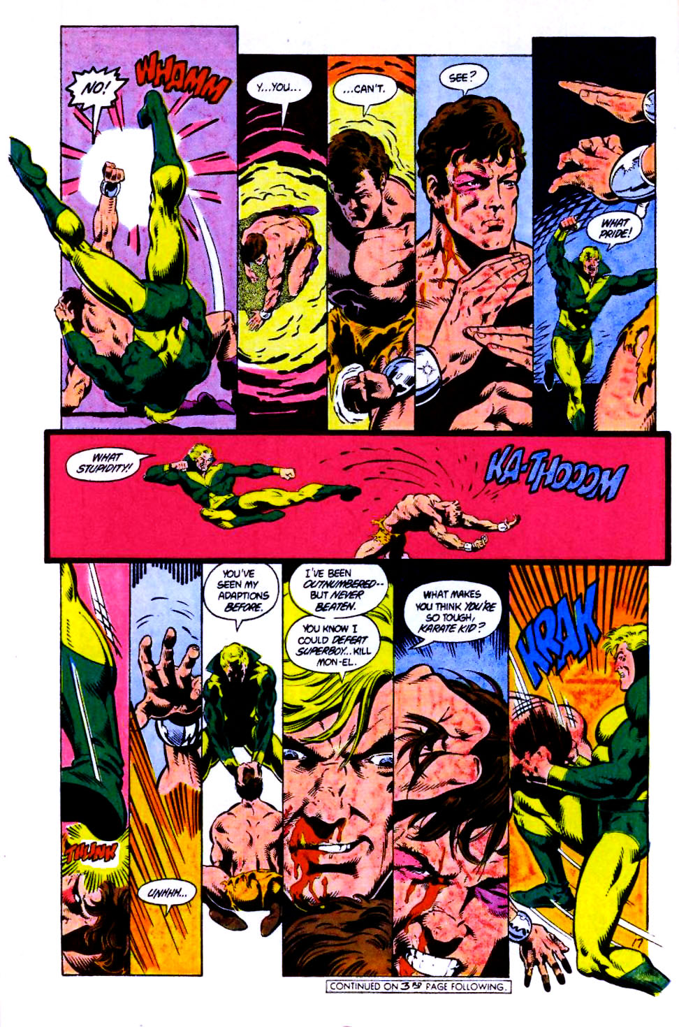Tales of the Legion Issue #329 #16 - English 18