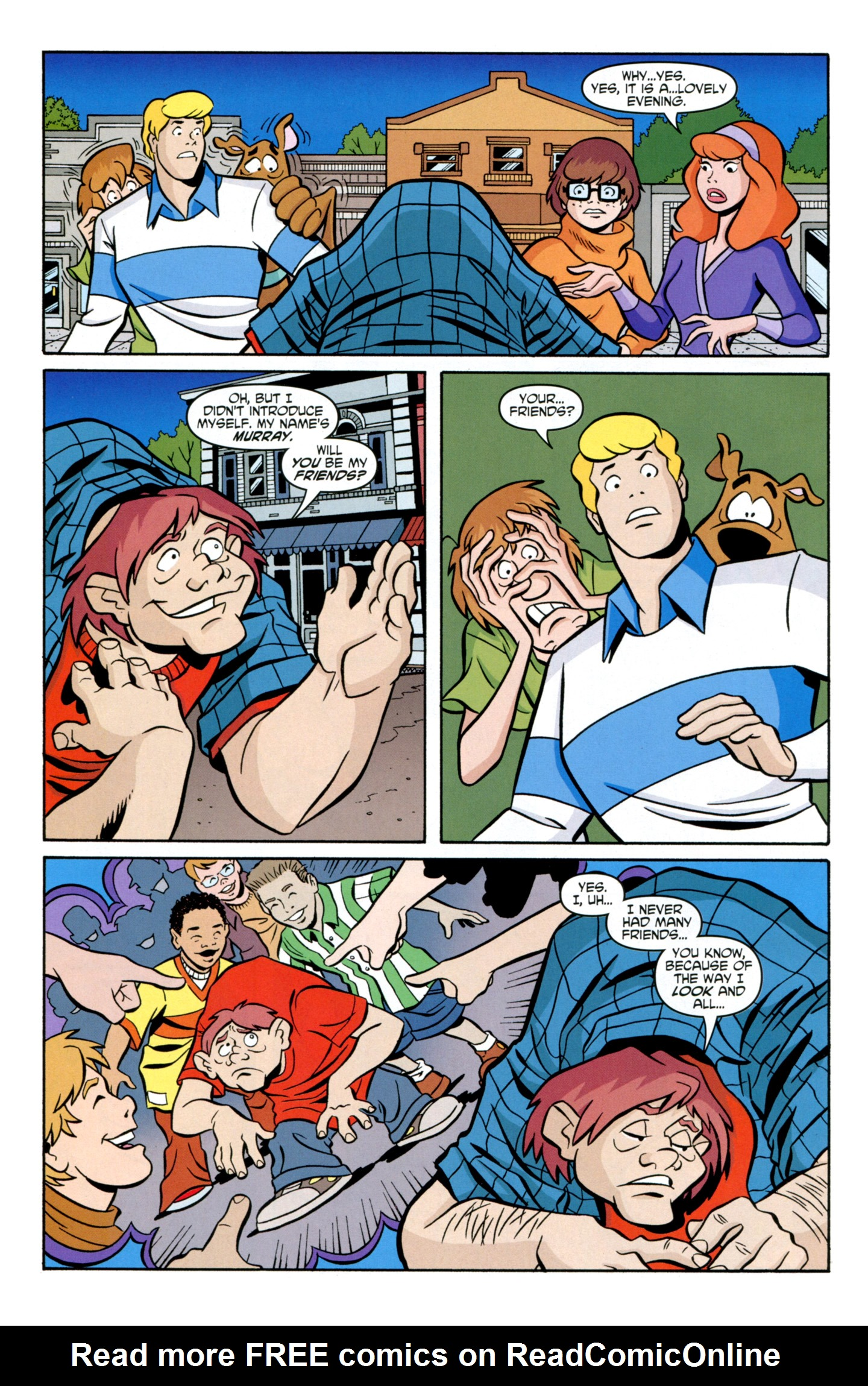 Read online Scooby-Doo: Where Are You? comic -  Issue #27 - 21