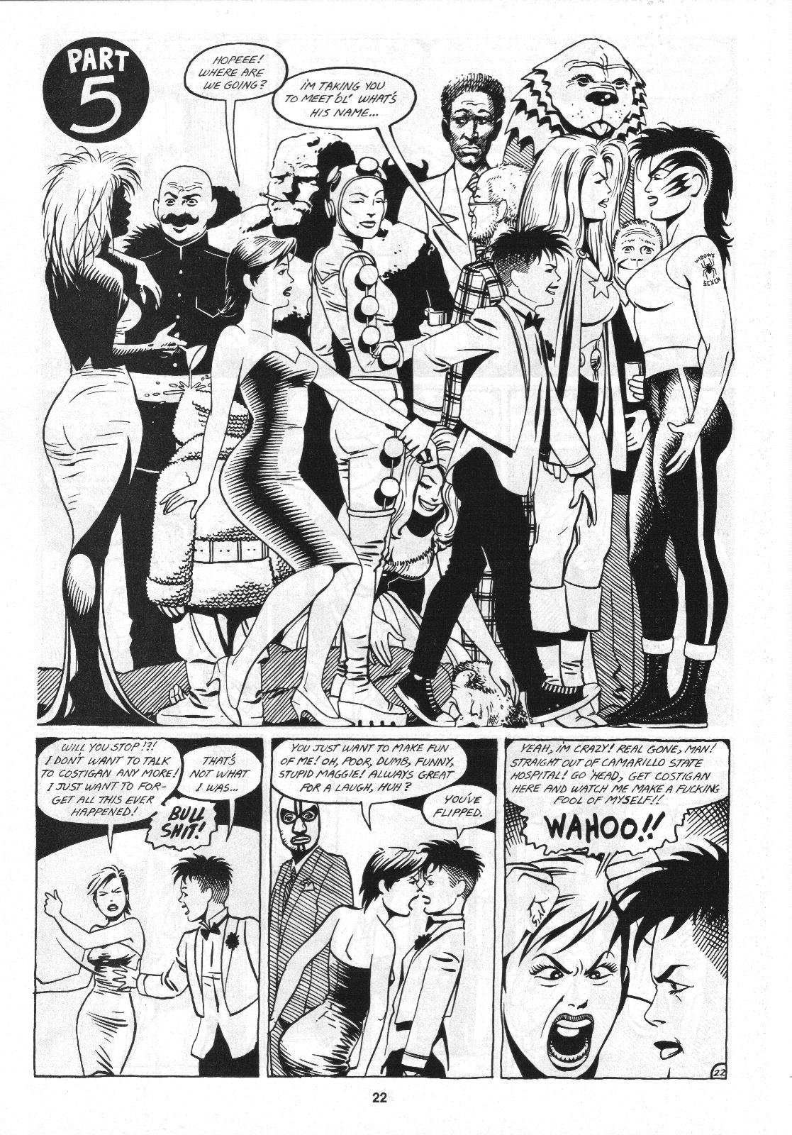 Love and Rockets (1982) Issue #4 #3 - English 24