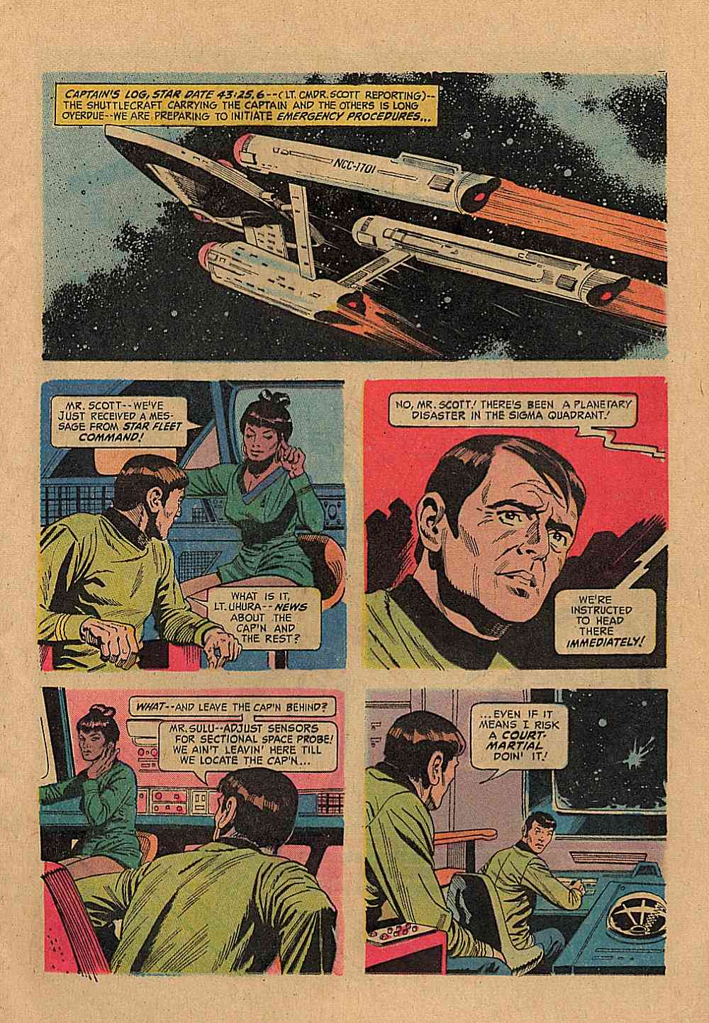 Star Trek (1967) Issue #16 #16 - English 11