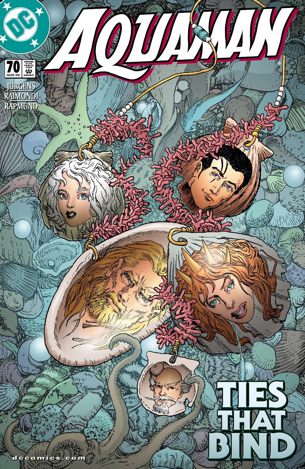 Aquaman (1994) Issue #70 #76 - English 1
