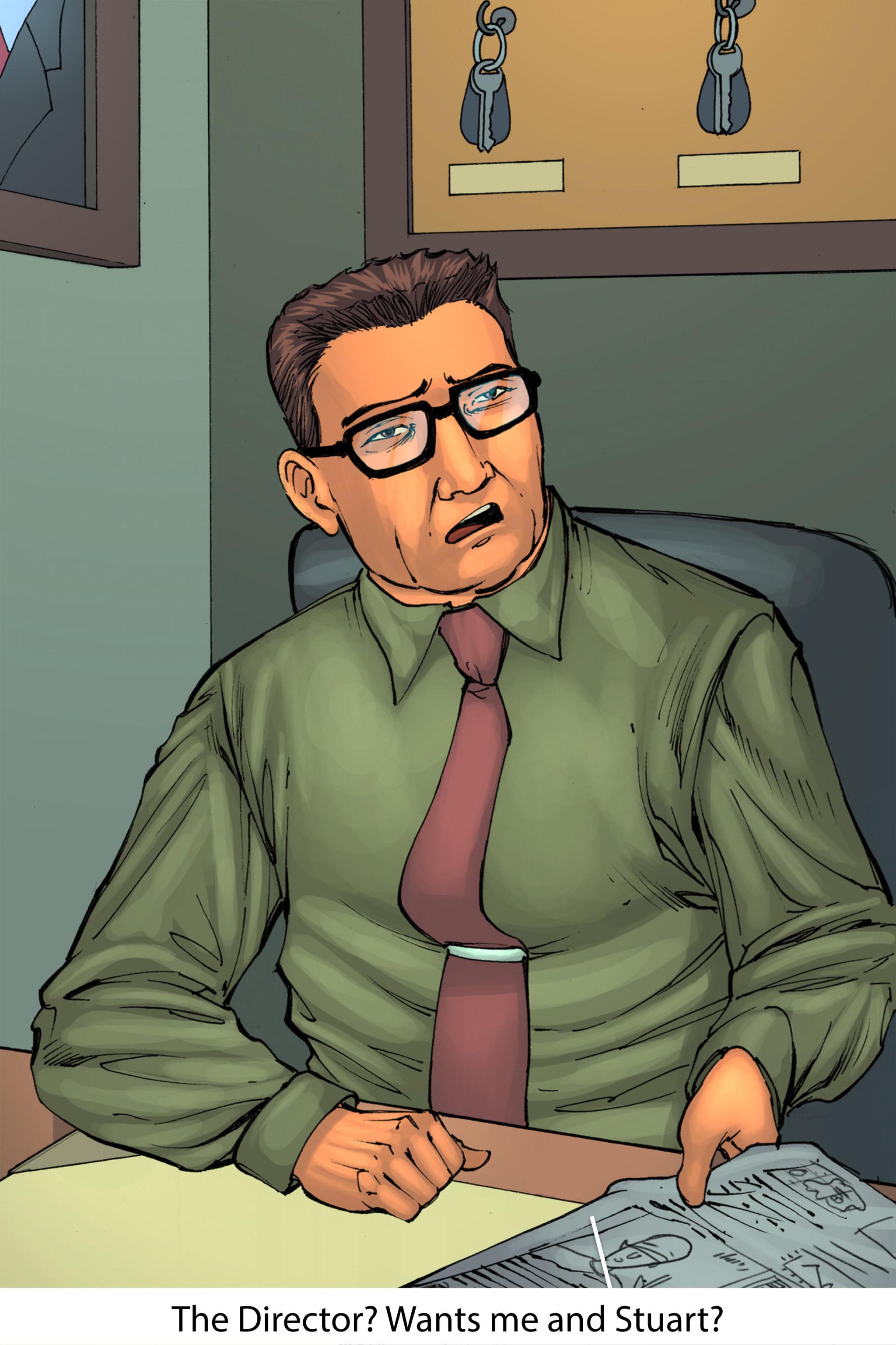 Read online Z-Men comic -  Issue #1 - 67