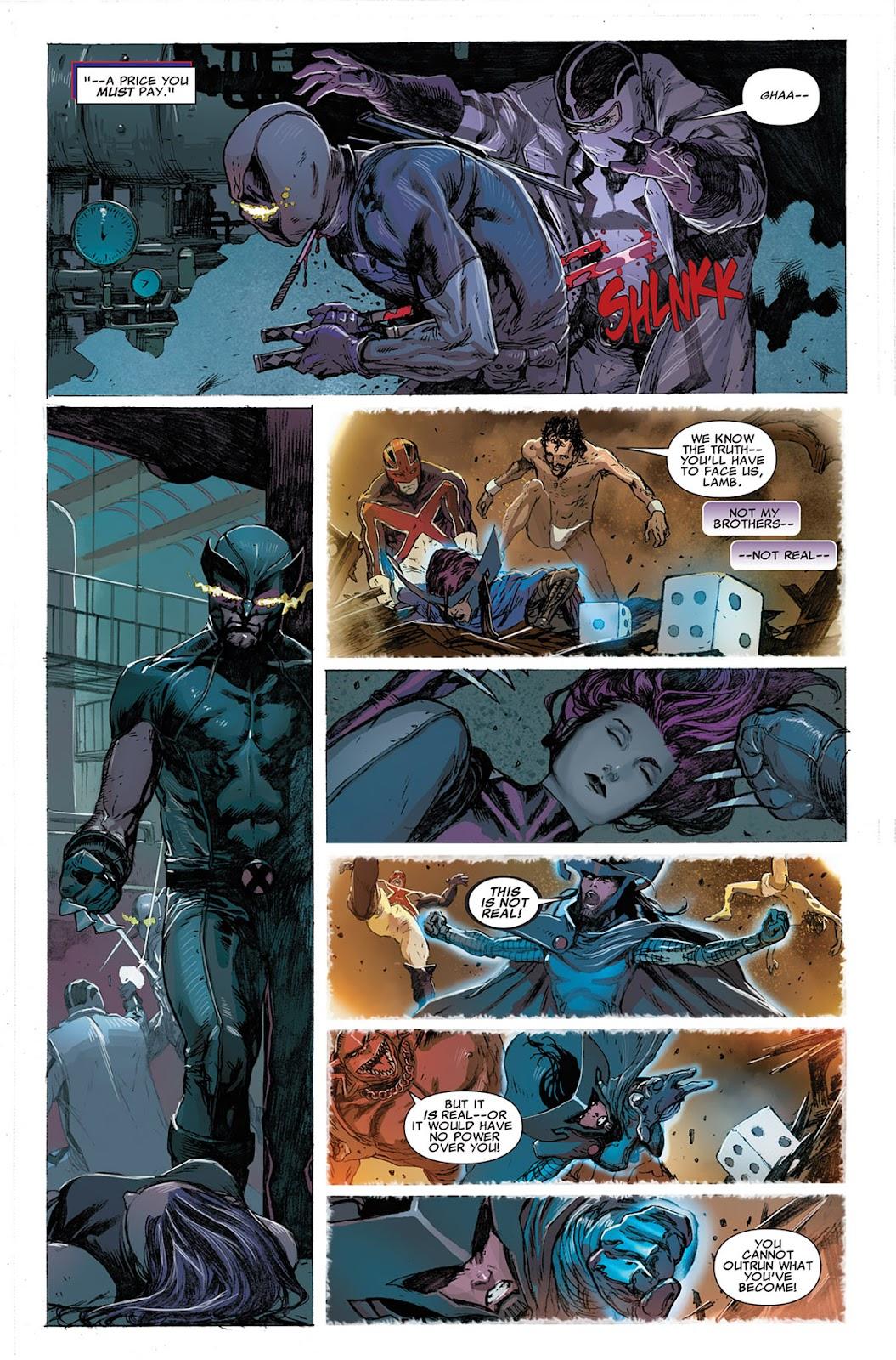 Uncanny X-Force (2010) Issue #8 #9 - English 17