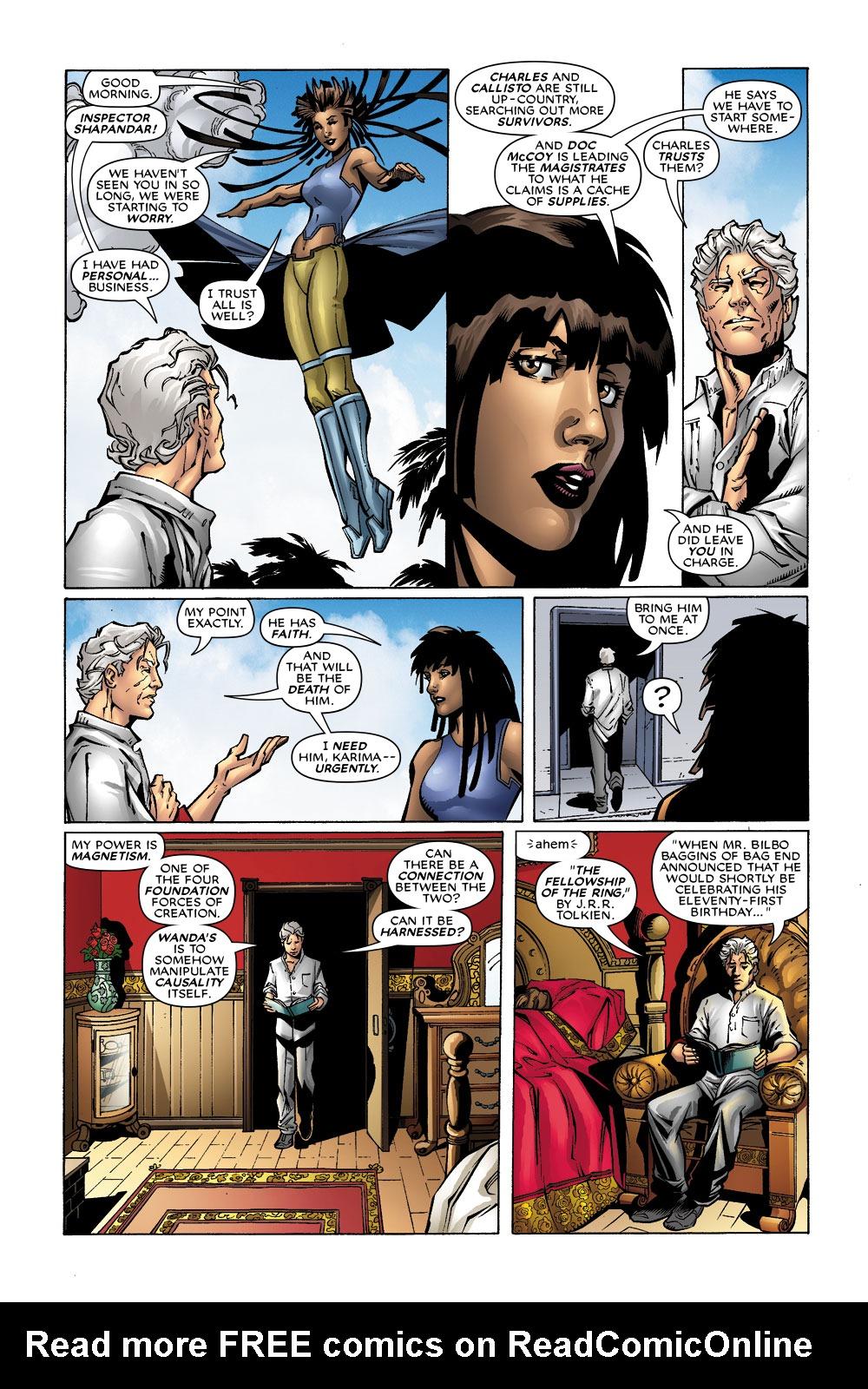 Excalibur (2004) Issue #9 #9 - English 9