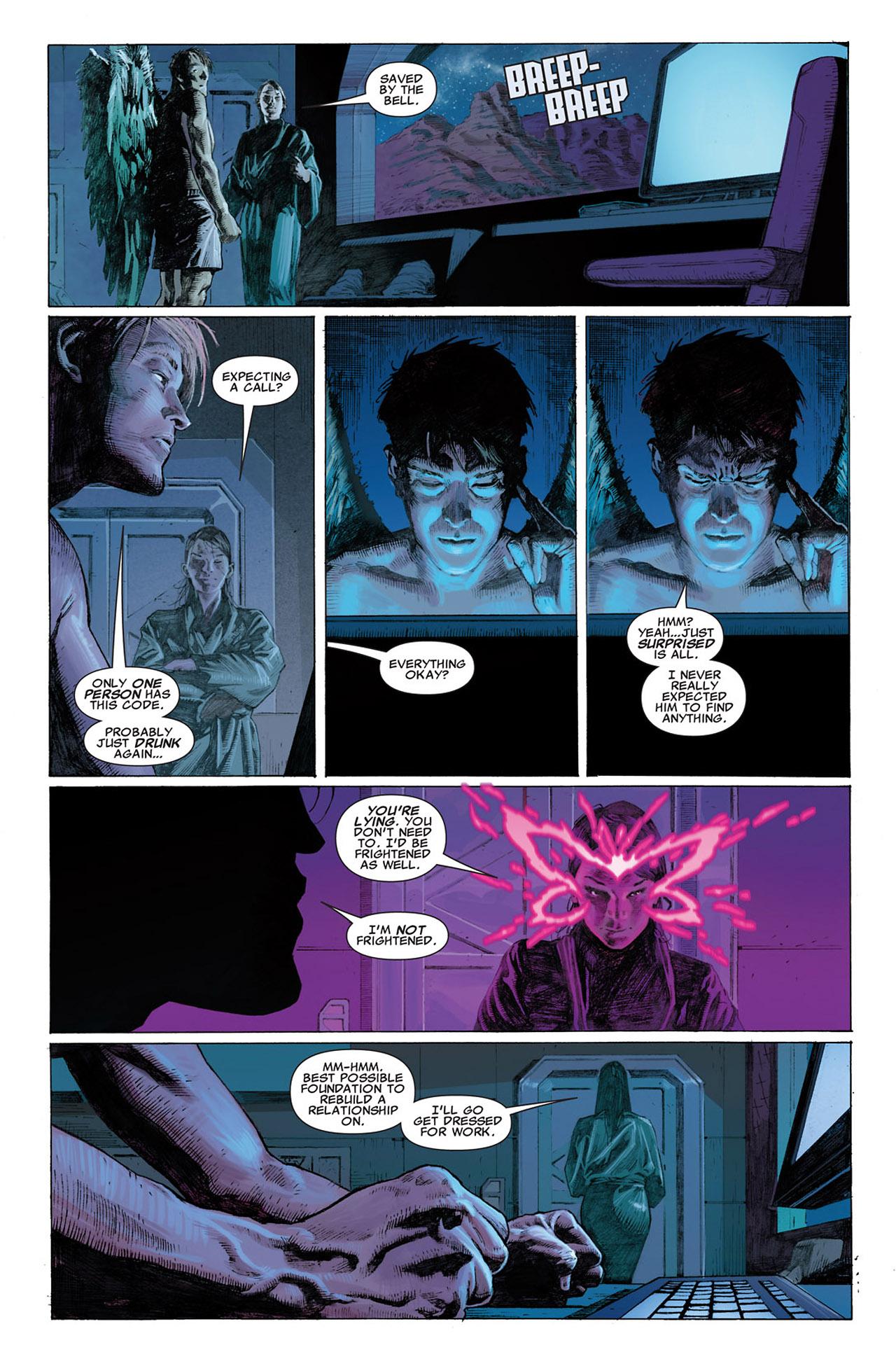 Uncanny X-Force (2010) #1 #37 - English 10