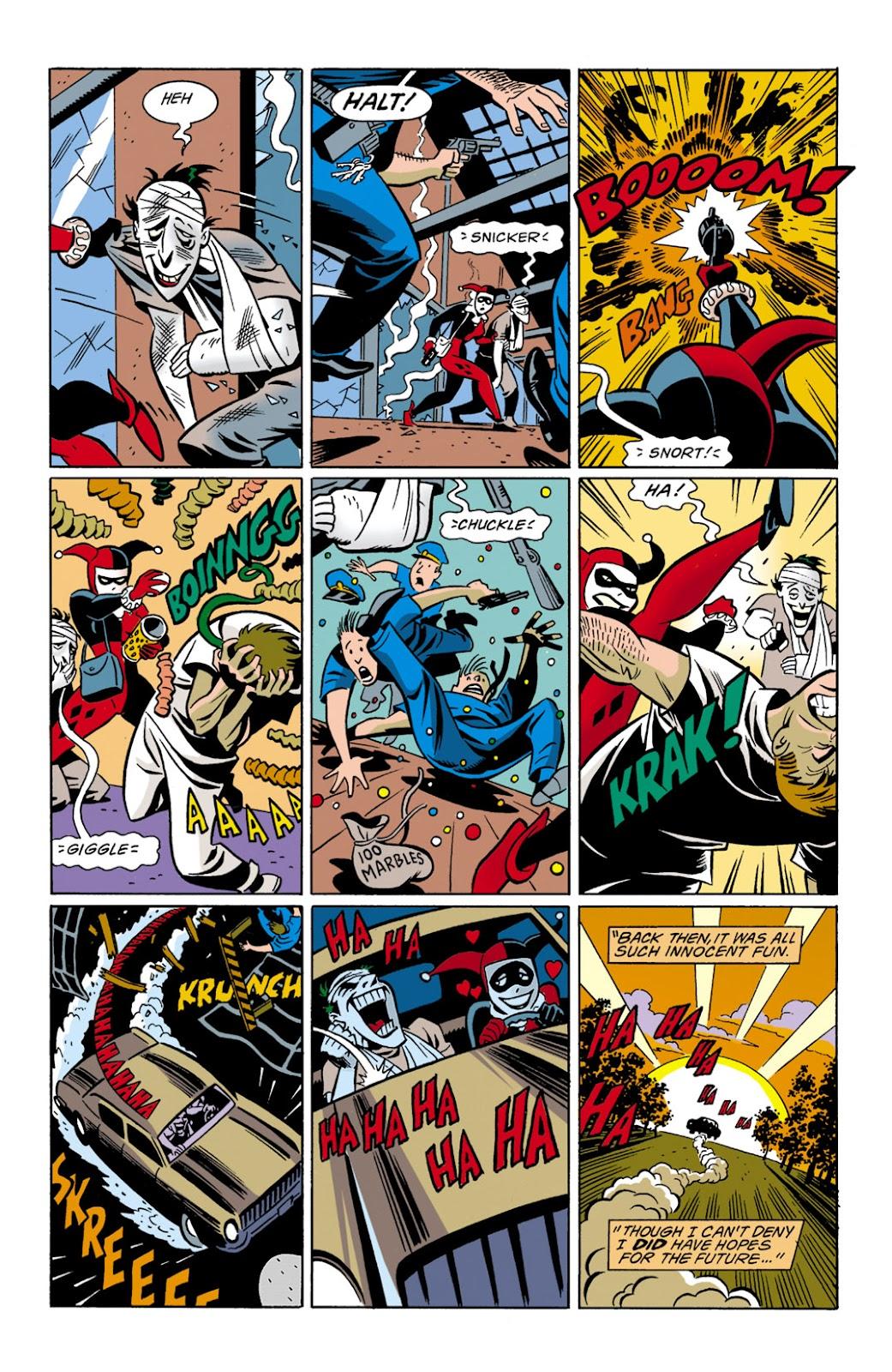 The Batman Adventures: Mad Love Full #1 - English 36