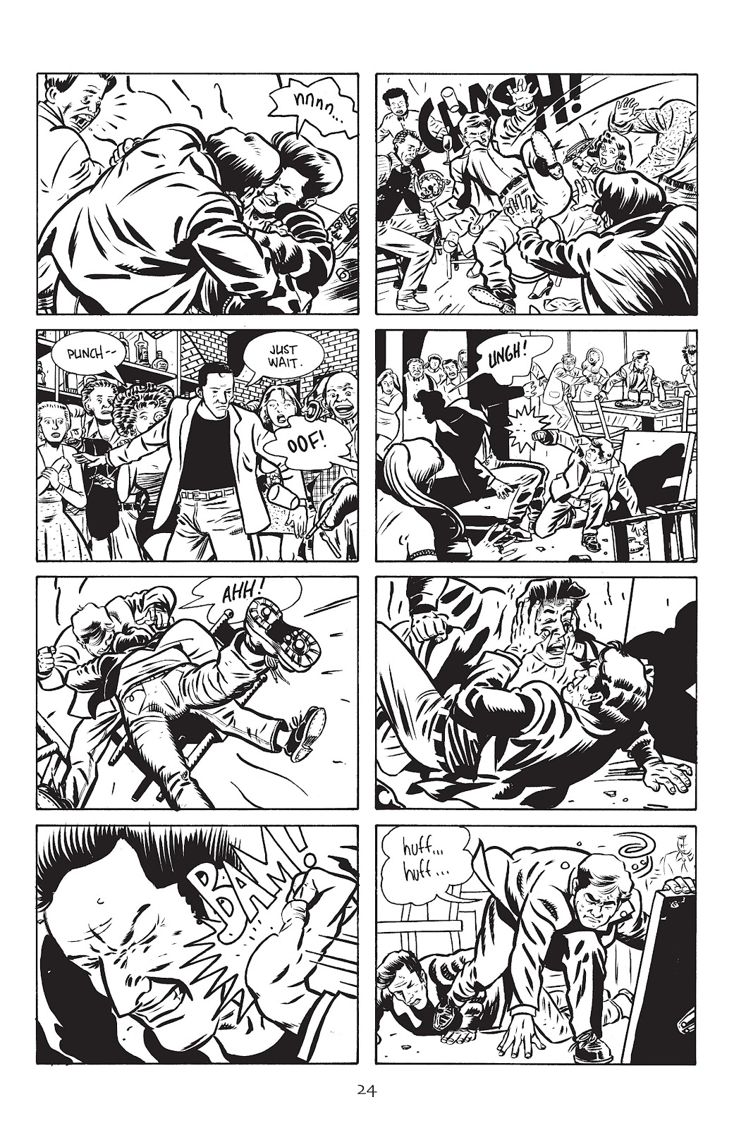 Stray Bullets Issue #17 #17 - English 26