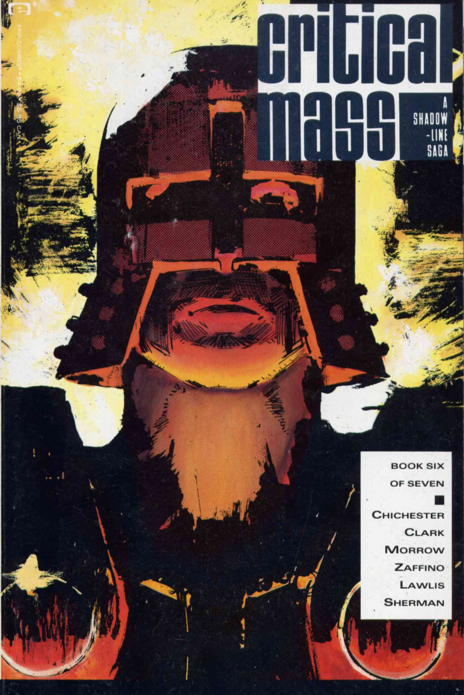 A Shadowline Saga: Critical Mass 6 Page 1