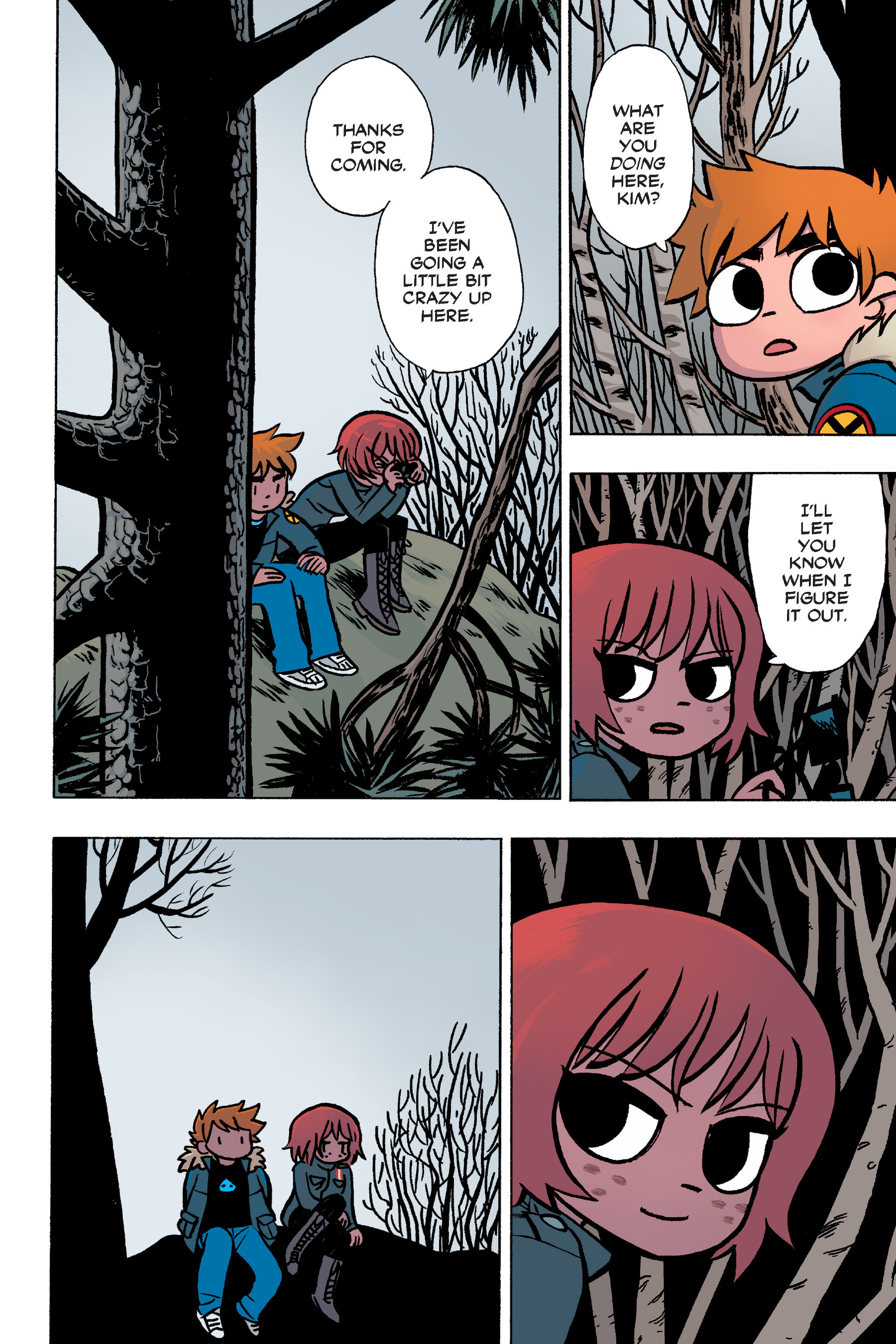 Read online Scott Pilgrim comic -  Issue #6 - 67