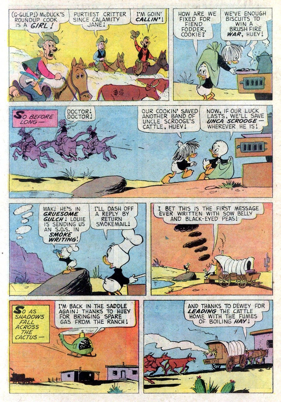 Uncle Scrooge (1953) Issue #126 #126 - English 16