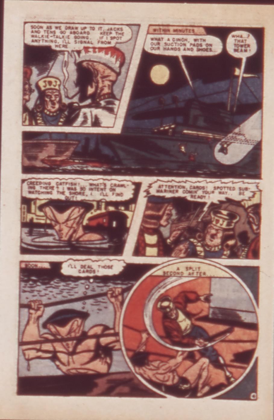 Sub-Mariner Comics Issue #21 #21 - English 6