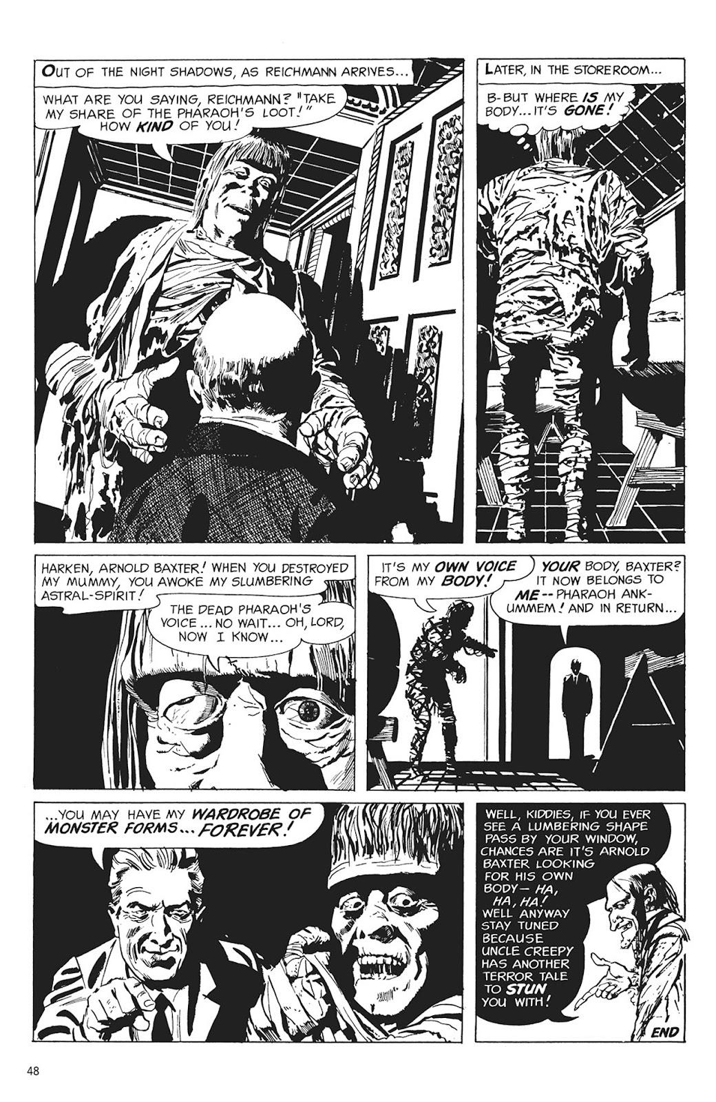 Creepy (2009) Issue #4 #4 - English 49