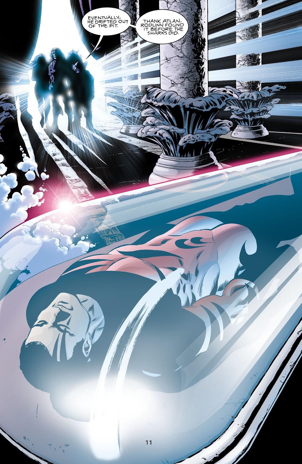 Aquaman (1994) Issue #74 #80 - English 11