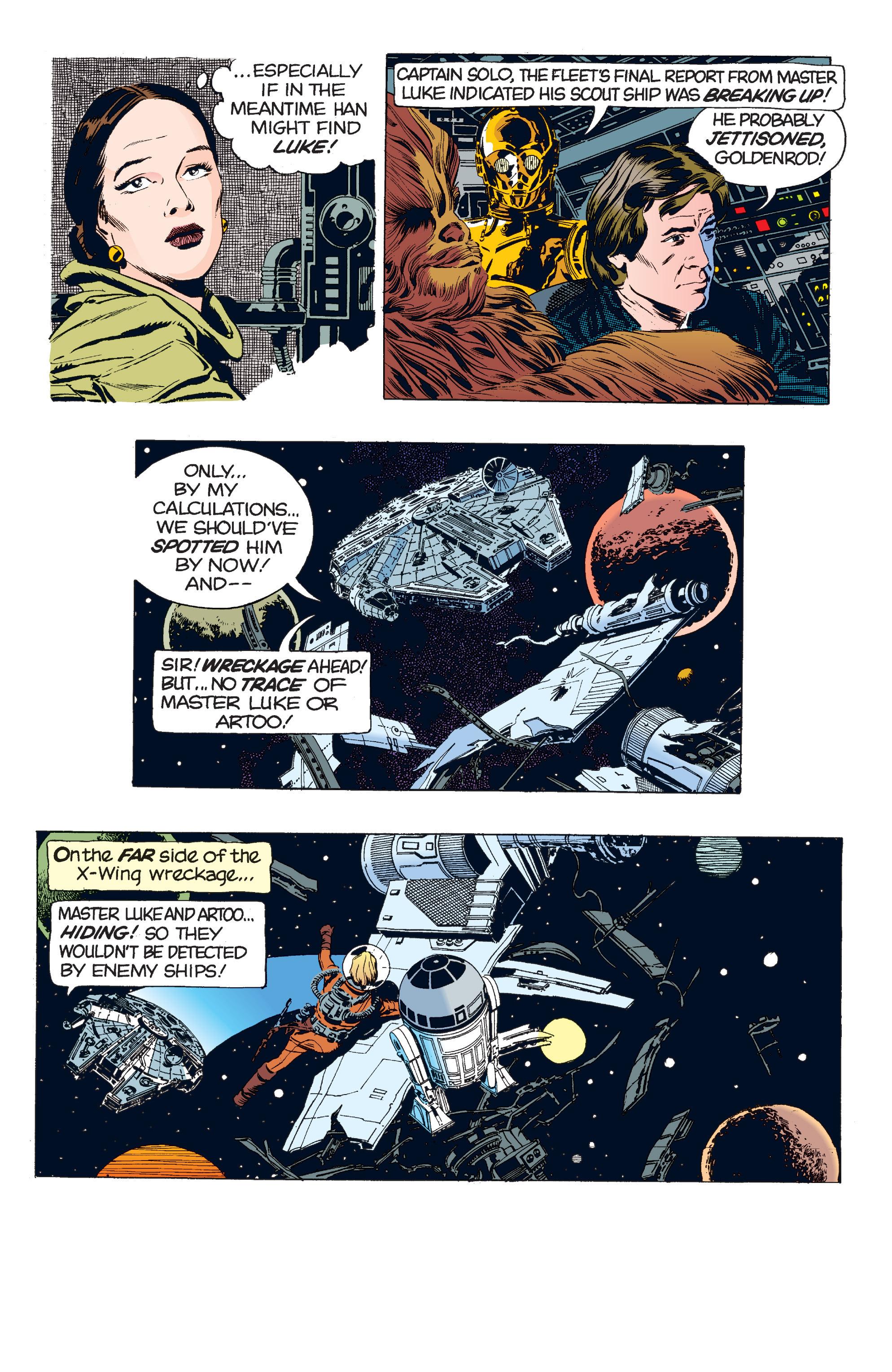 Classic Star Wars #16 #16 - English 20