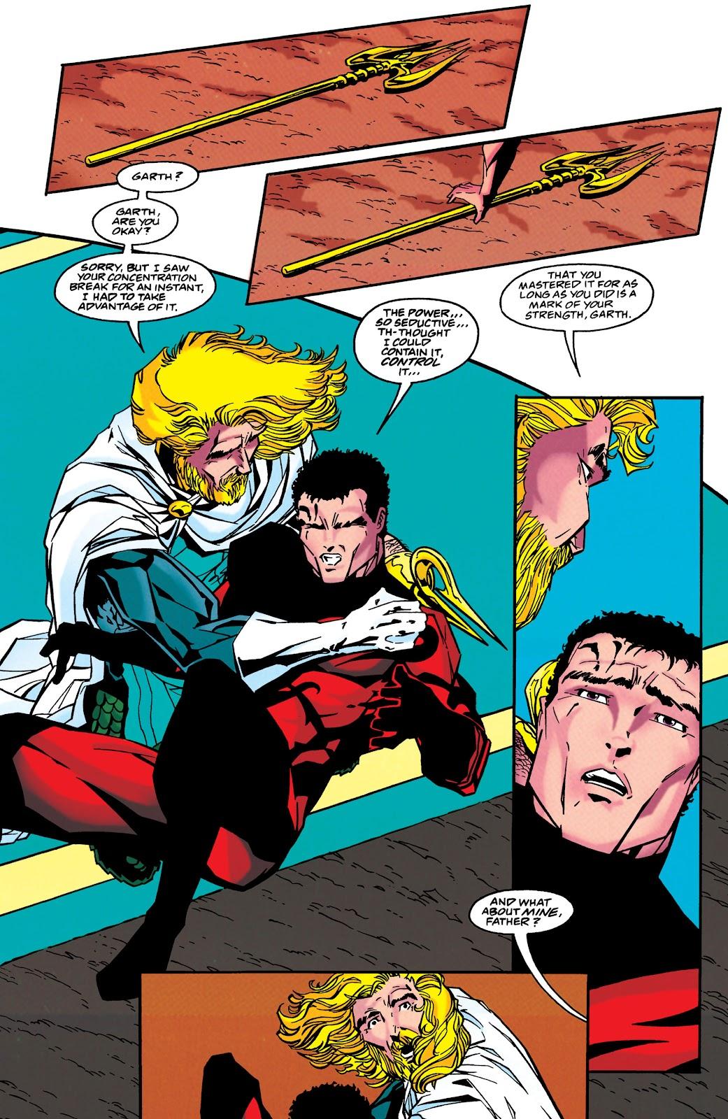 Aquaman (1994) Issue #49 #55 - English 20