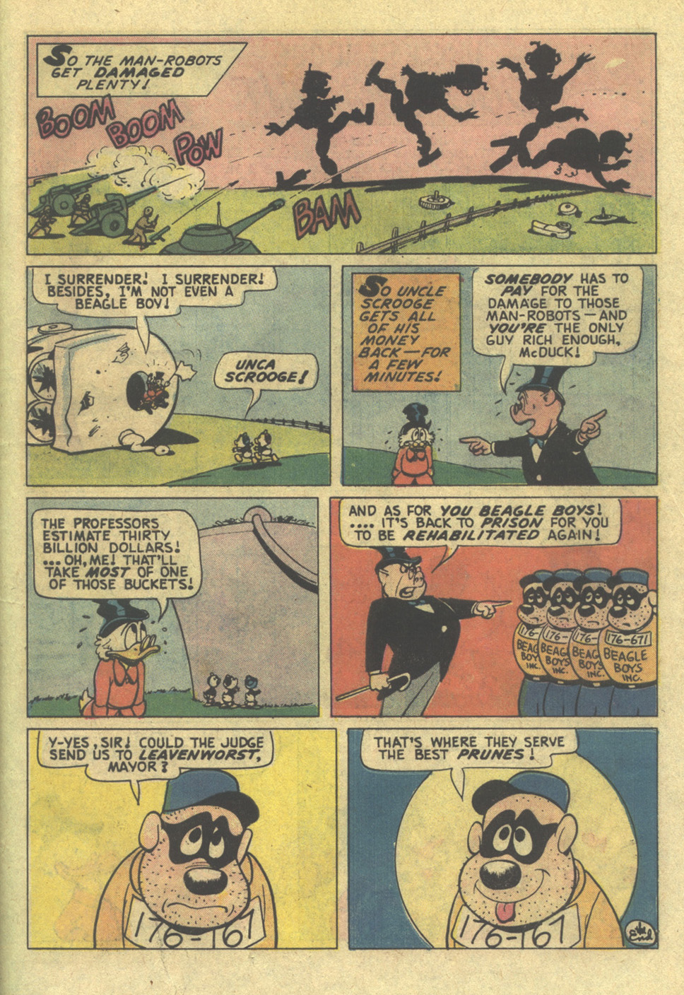 Uncle Scrooge (1953) Issue #115 #115 - English 27