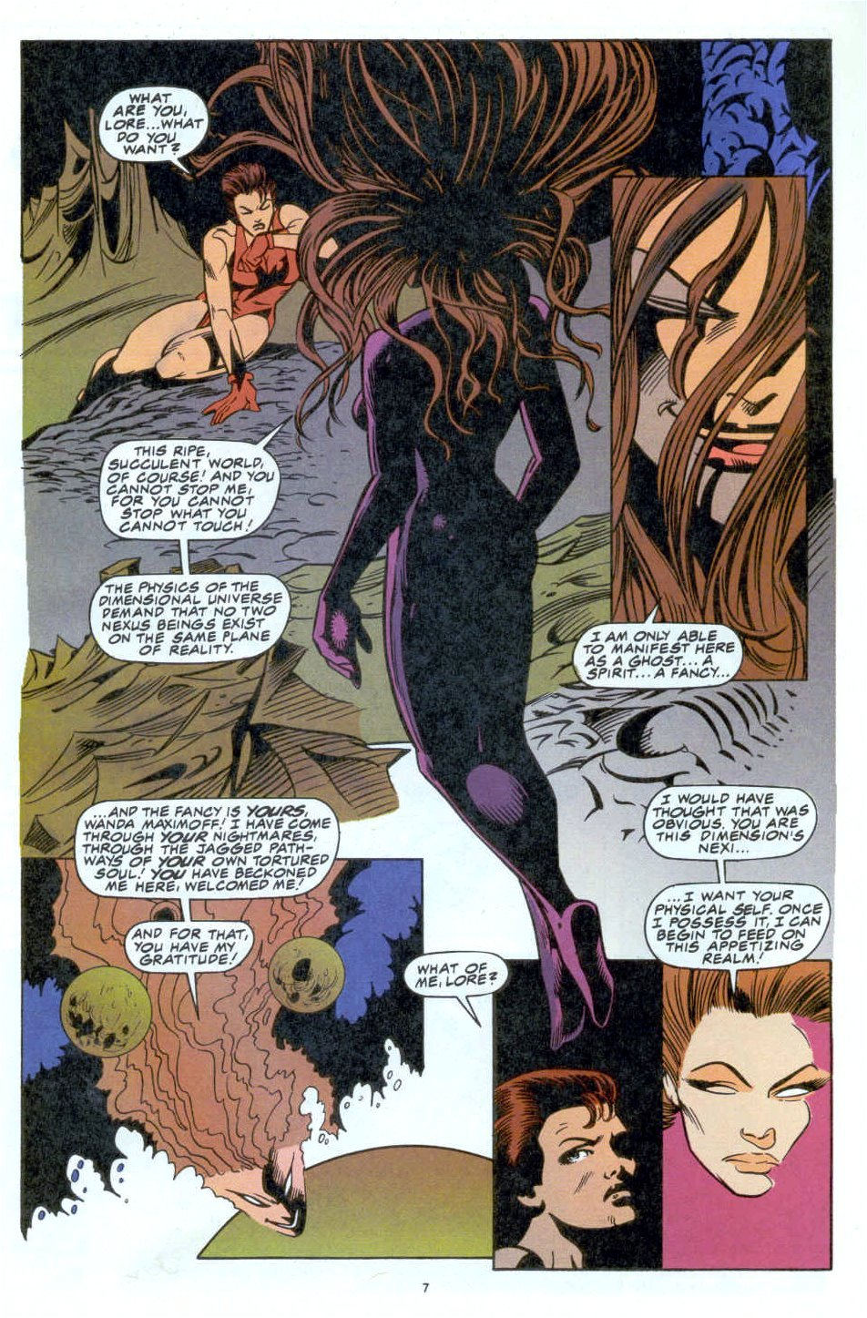 Scarlet Witch (1994) Issue #4 #4 - English 8