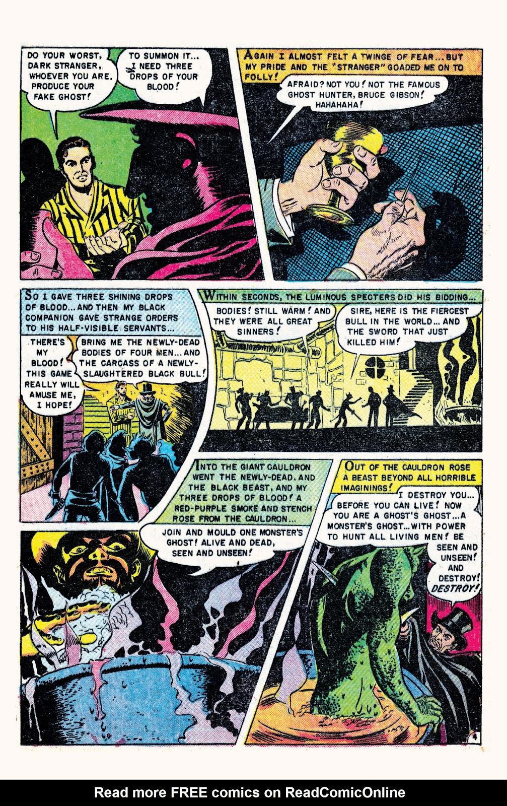 Haunted Horror Issue #10 #10 - English 17