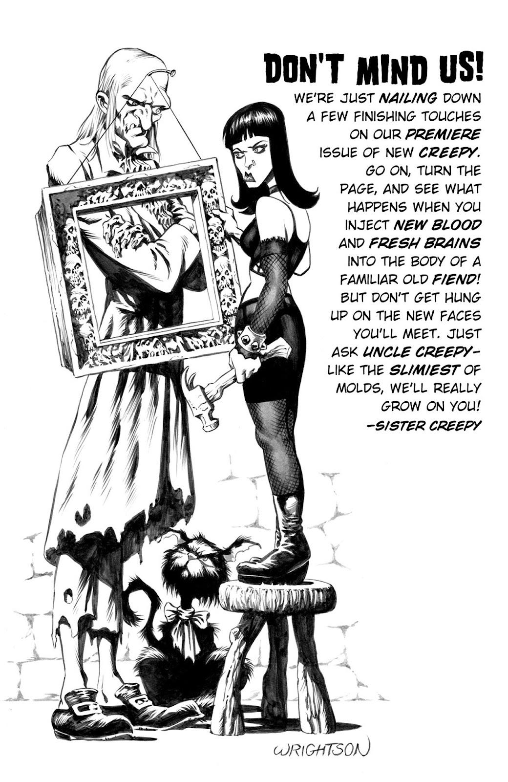 Creepy (2009) Issue #1 #1 - English 2