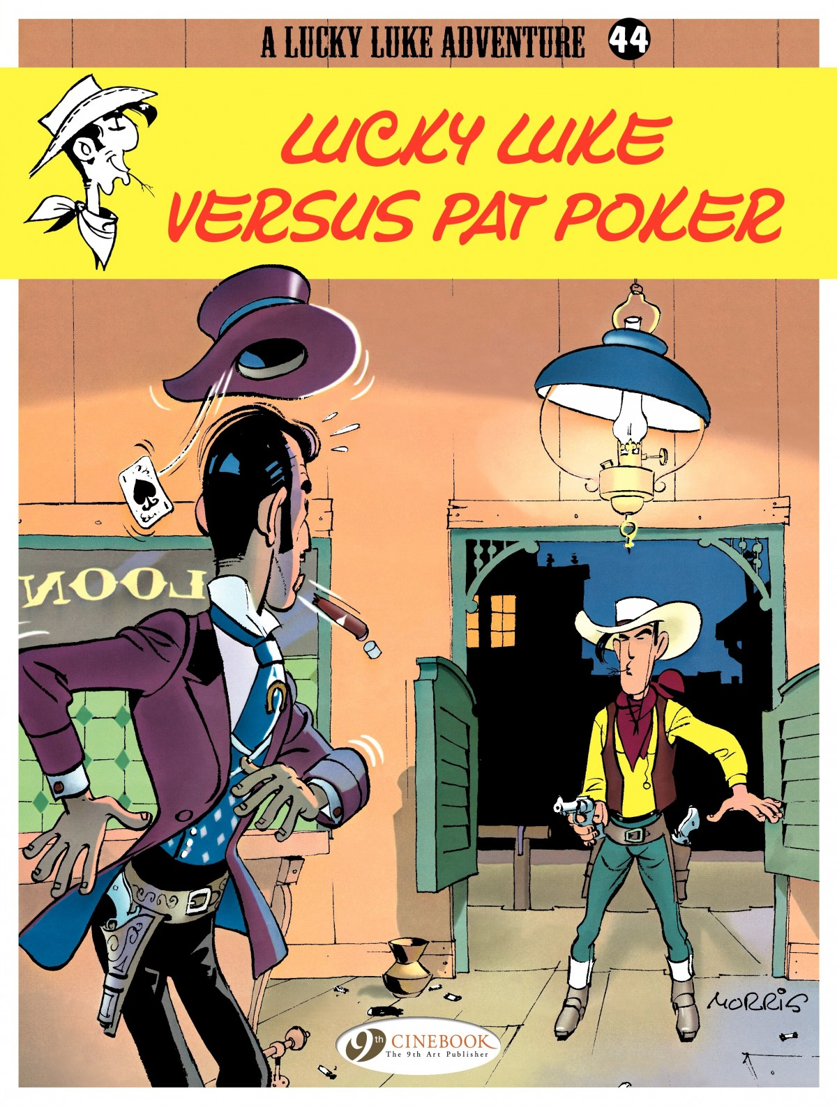 A Lucky Luke Adventure 44 Page 1