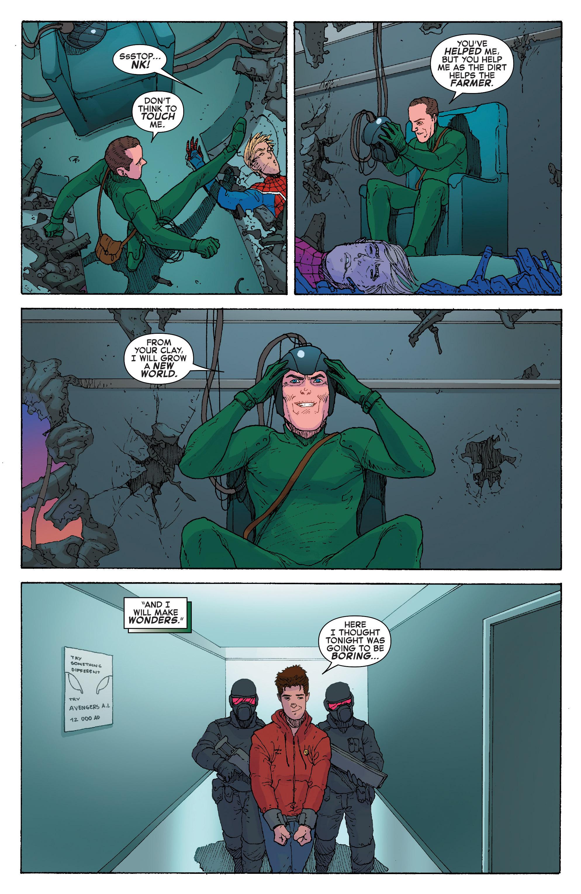 Read online Spider-Verse [II] comic -  Issue #5 - 16