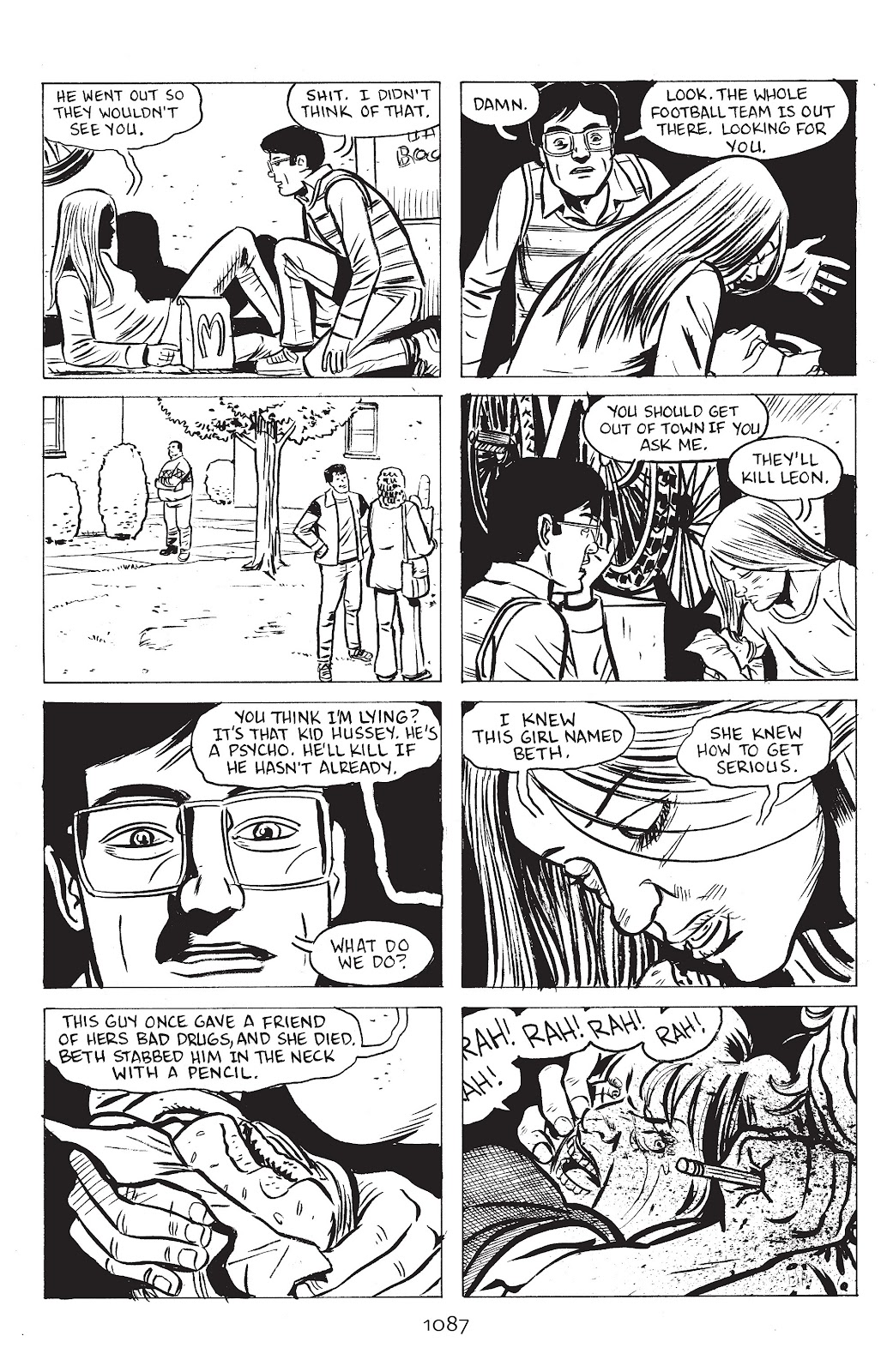Stray Bullets Issue #41 #41 - English 11