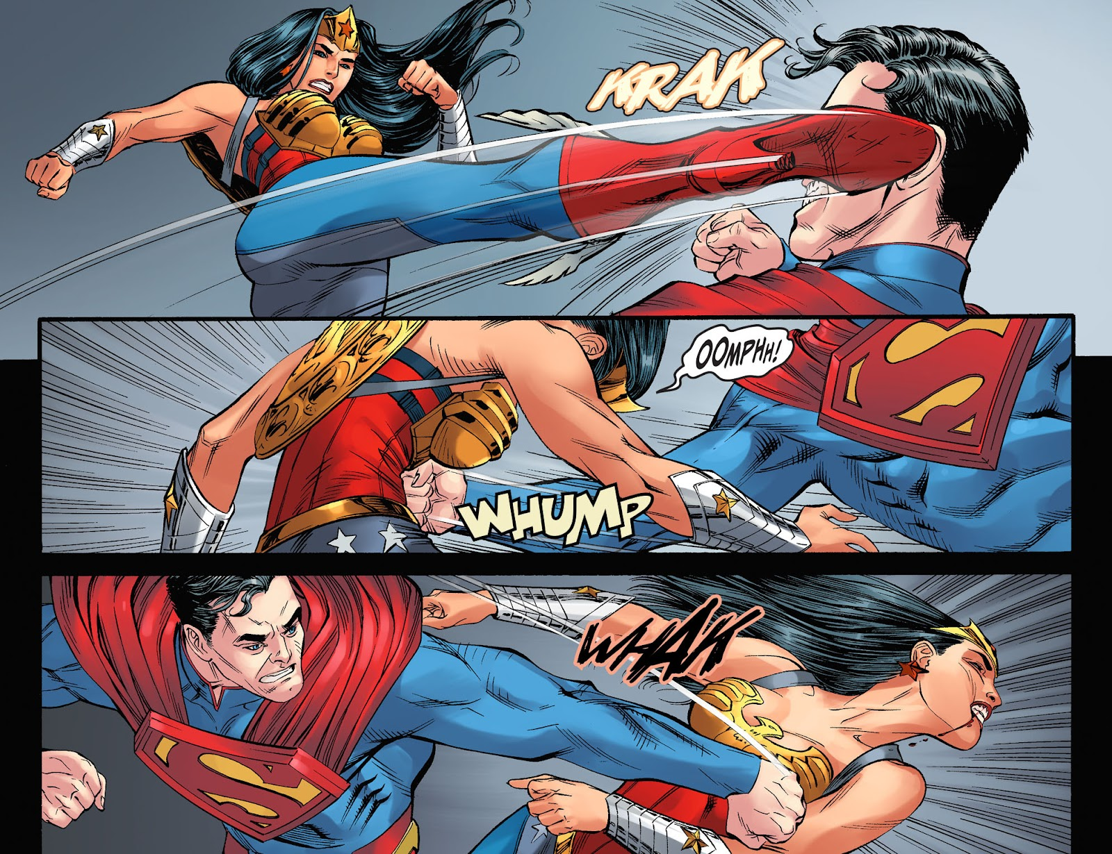 Injustice: Gods Among Us Year Four Issue #8 #9 - English 19