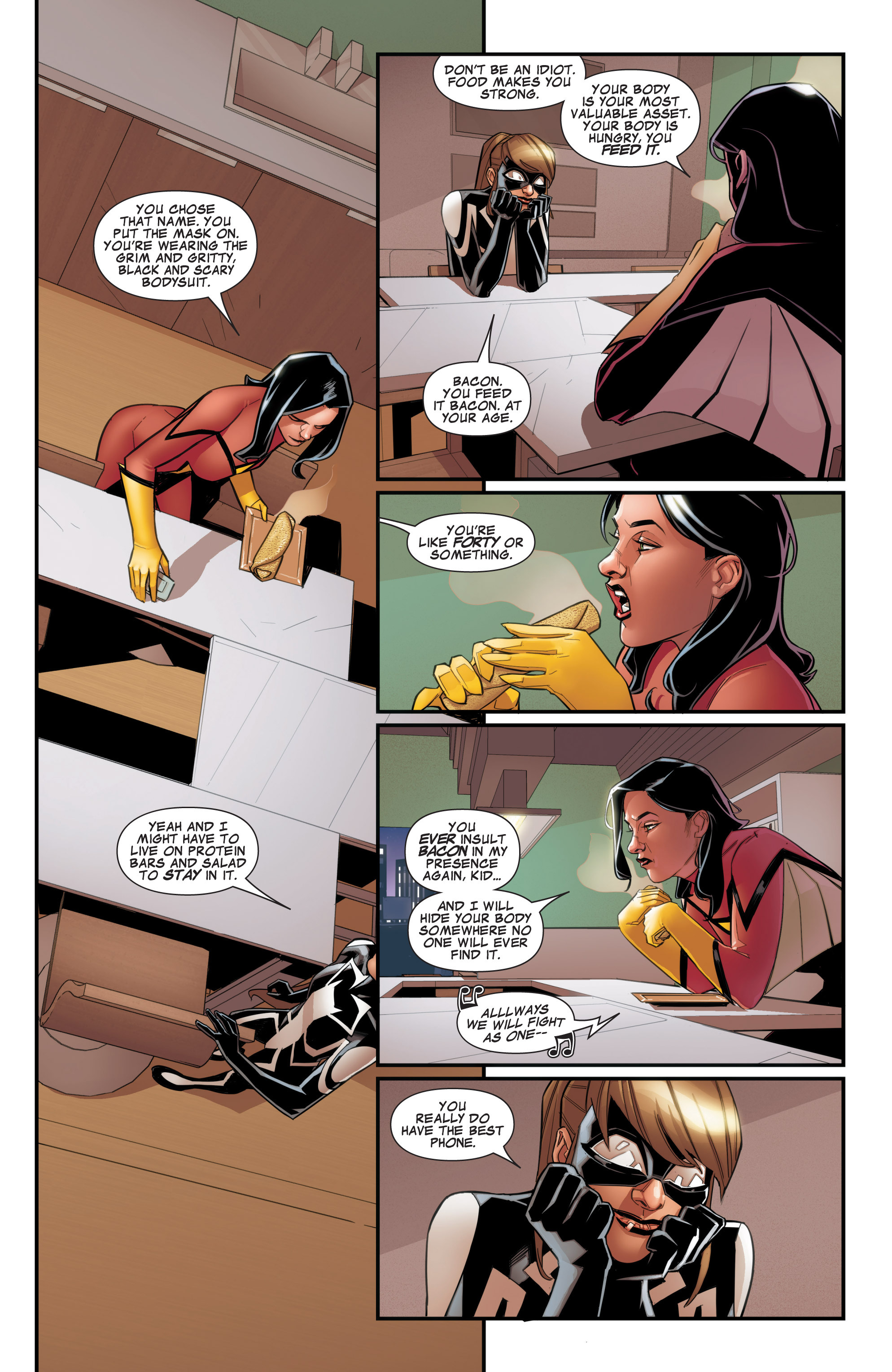 Read online Avengers Assemble (2012) comic -  Issue #23 - 8