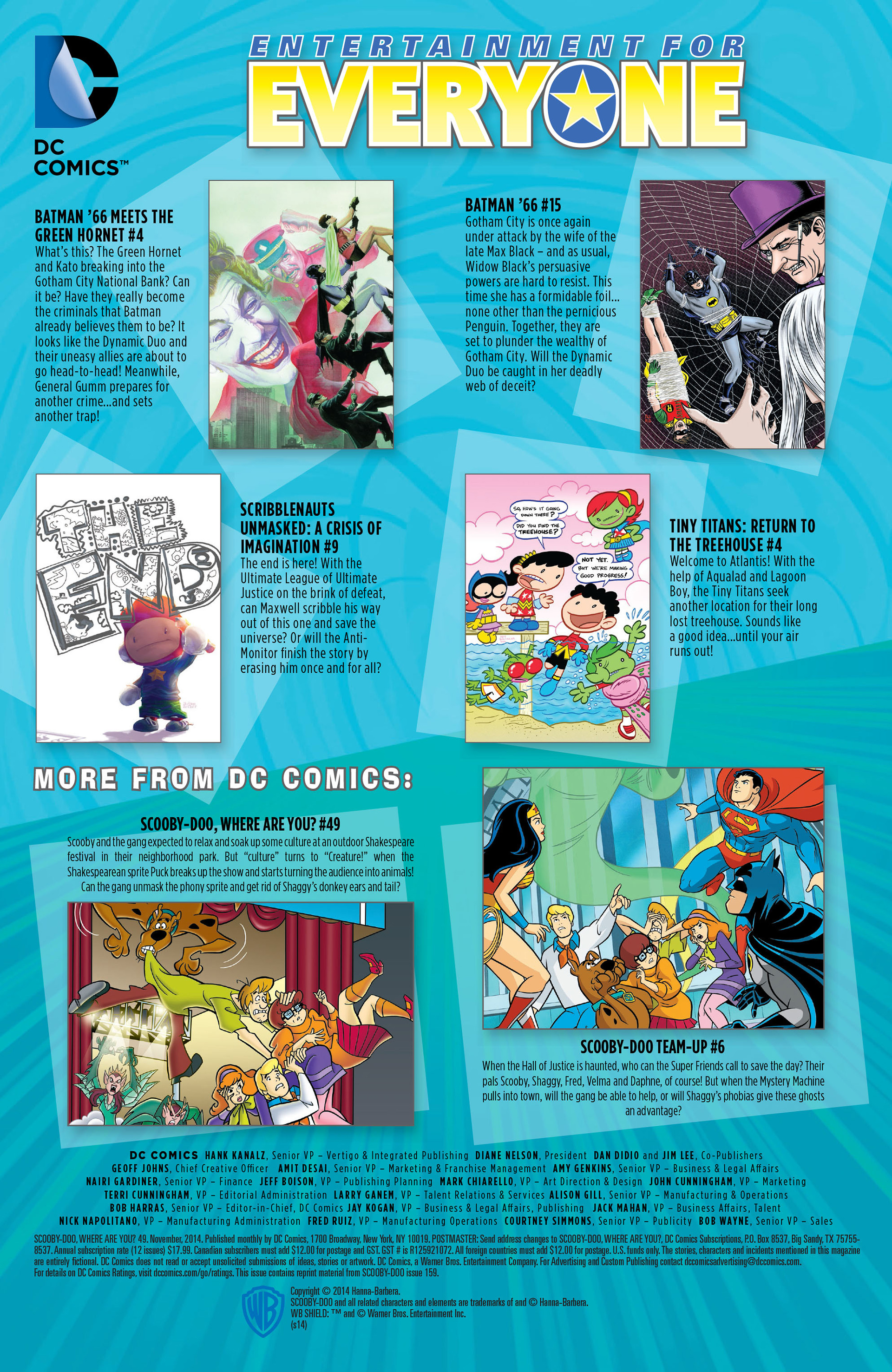 Read online Scooby-Doo: Where Are You? comic -  Issue #49 - 22