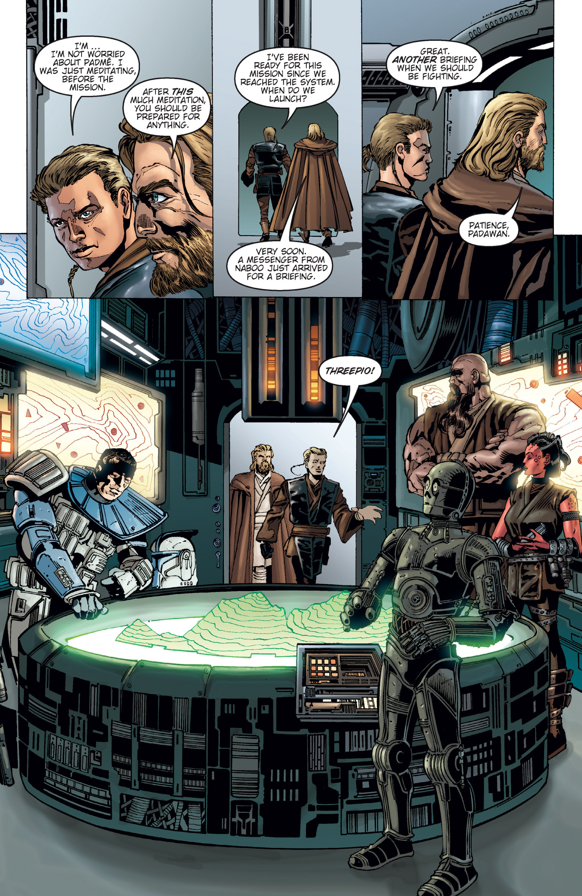 Star Wars Legends Epic Collection: The Clone Wars chap 1 pic 100