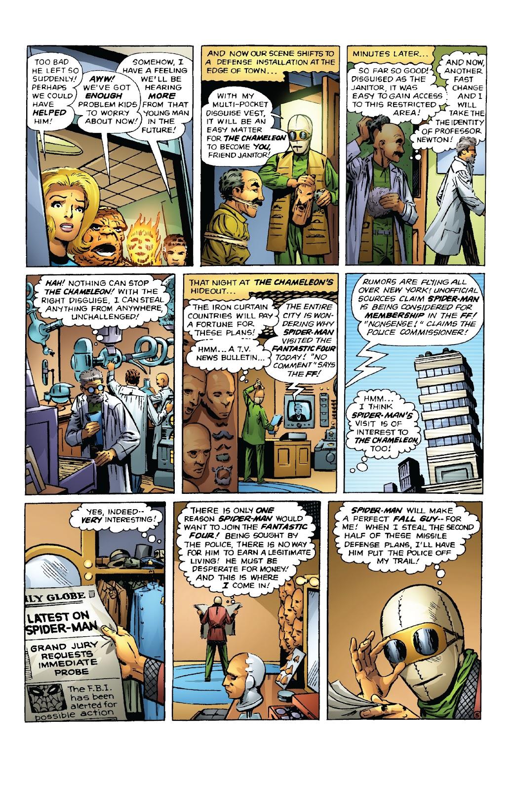 Amazing Fantasy #15: Spider-Man! Full #1 - English 34