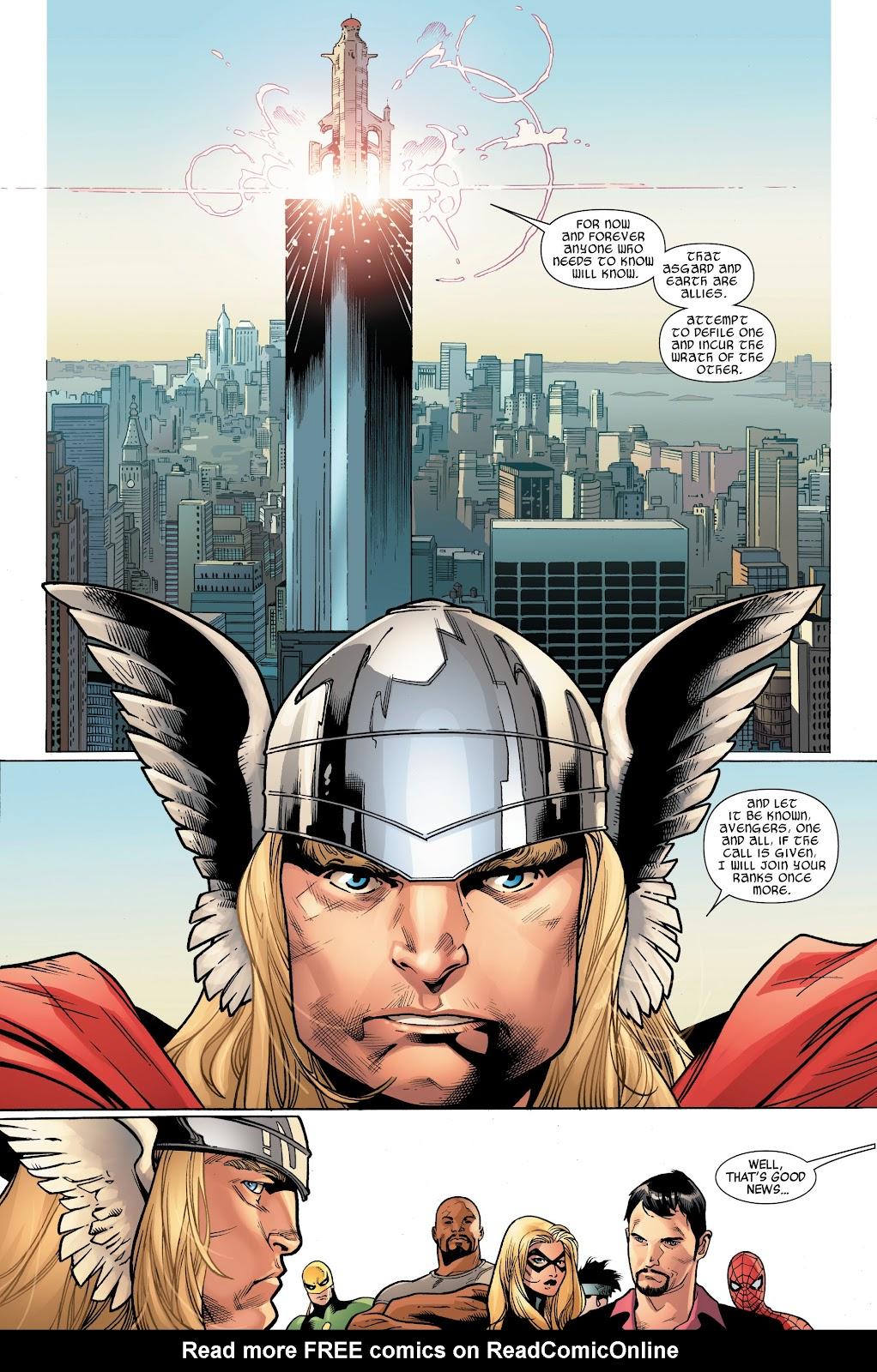 Siege (2010) Issue #4 #4 - English 25