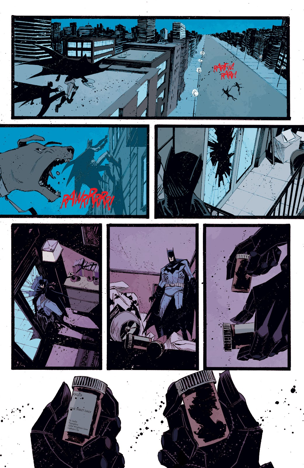 Batman (2011) Issue #34 #53 - English 12