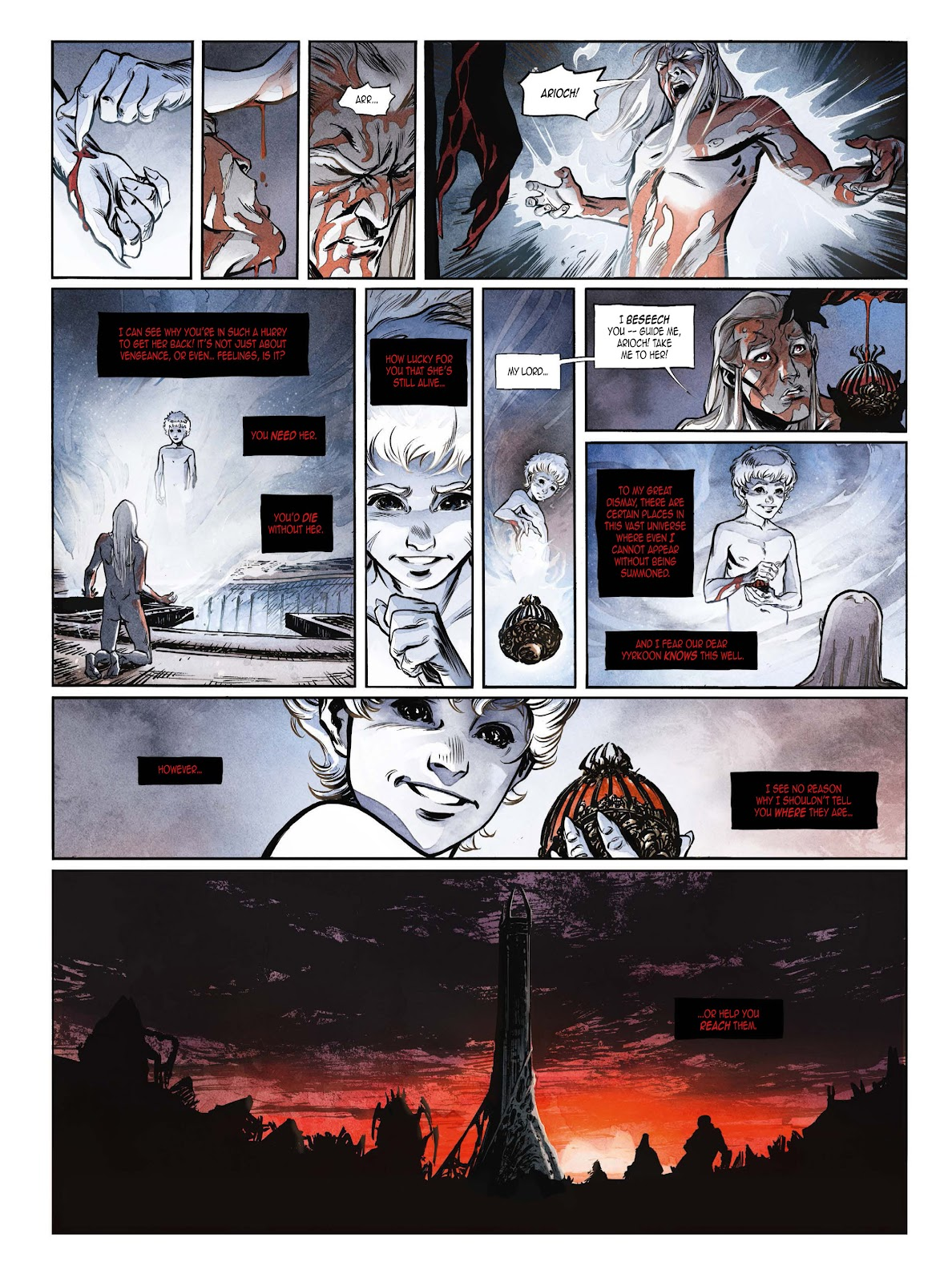 Elric (2014) TPB 2 #2 - English 16